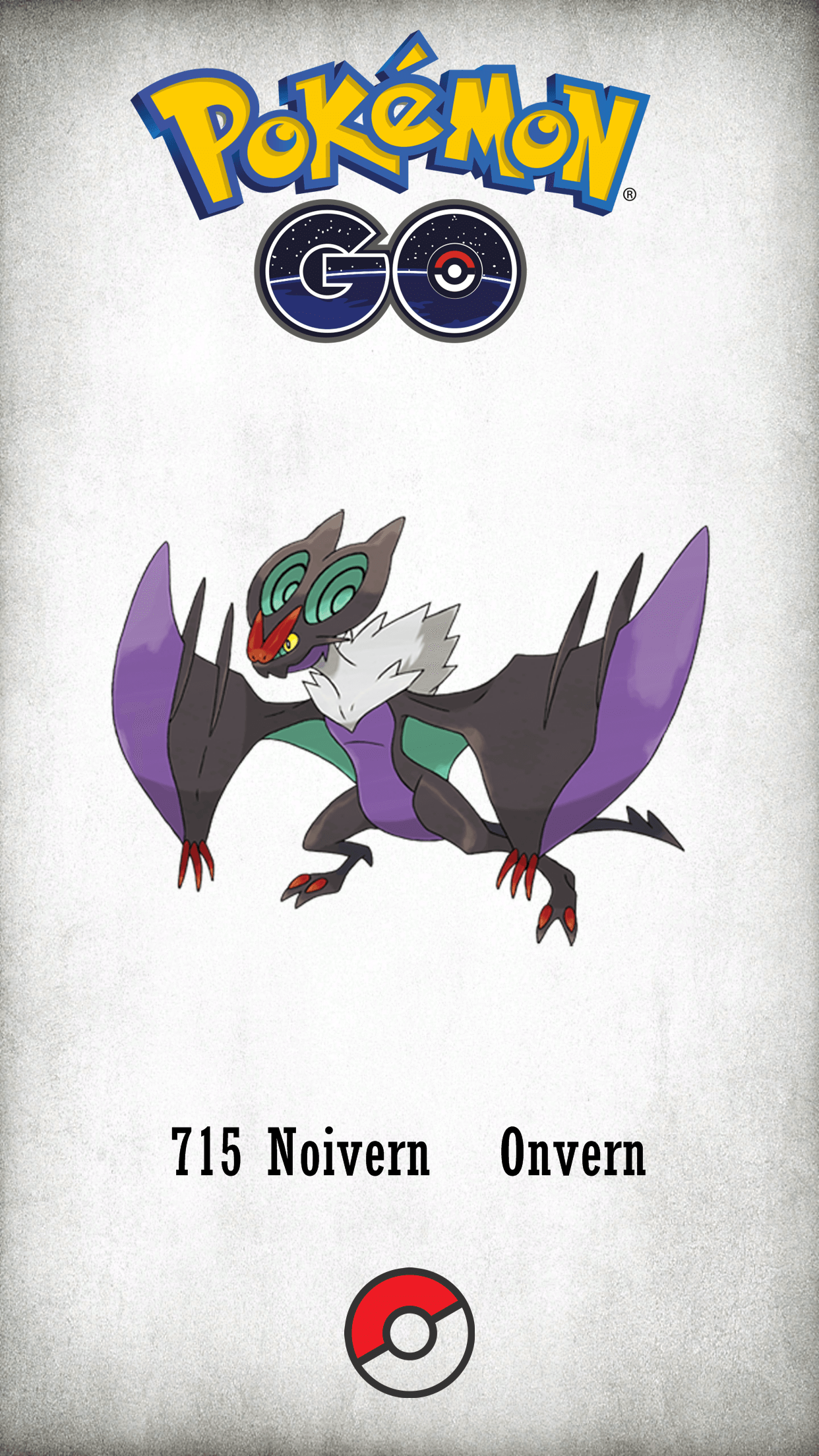 715 Noivern Onvern | Wallpaper
