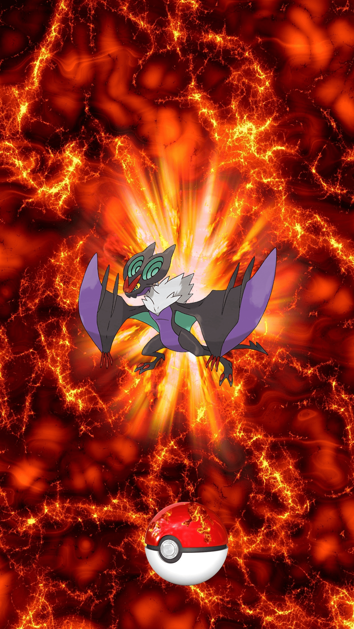 715 Noivern 142 Onvern 167 Noibat | Wallpaper