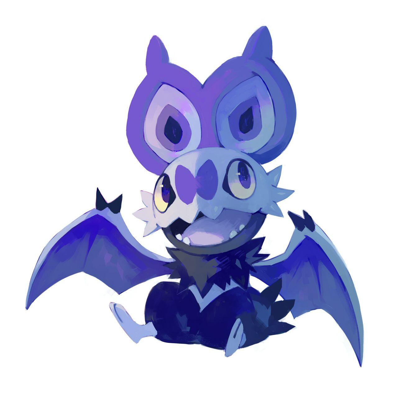 pokemon, noibat | POKEMON | Pinterest | Pokémon