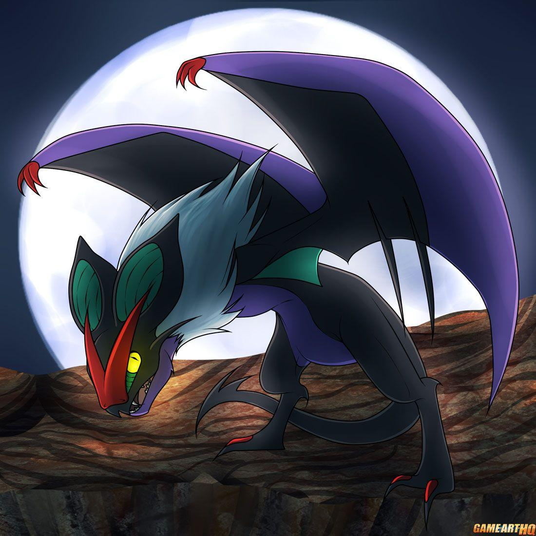 Image - Noivern-Pokemon-by textris92.jpg | 3DPokedex Wiki | FANDOM ...