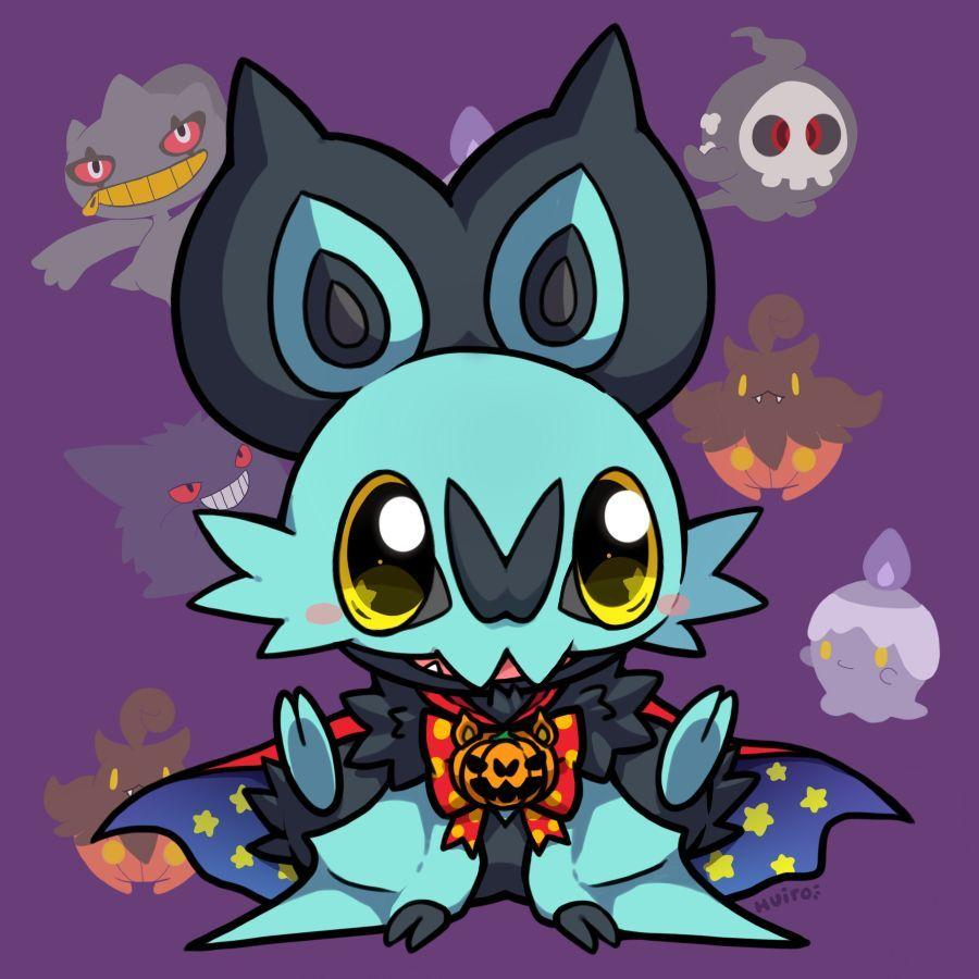 Shiny Noibat | Pokémon Fan Art | Pinterest | Pokémon, Manga games ...