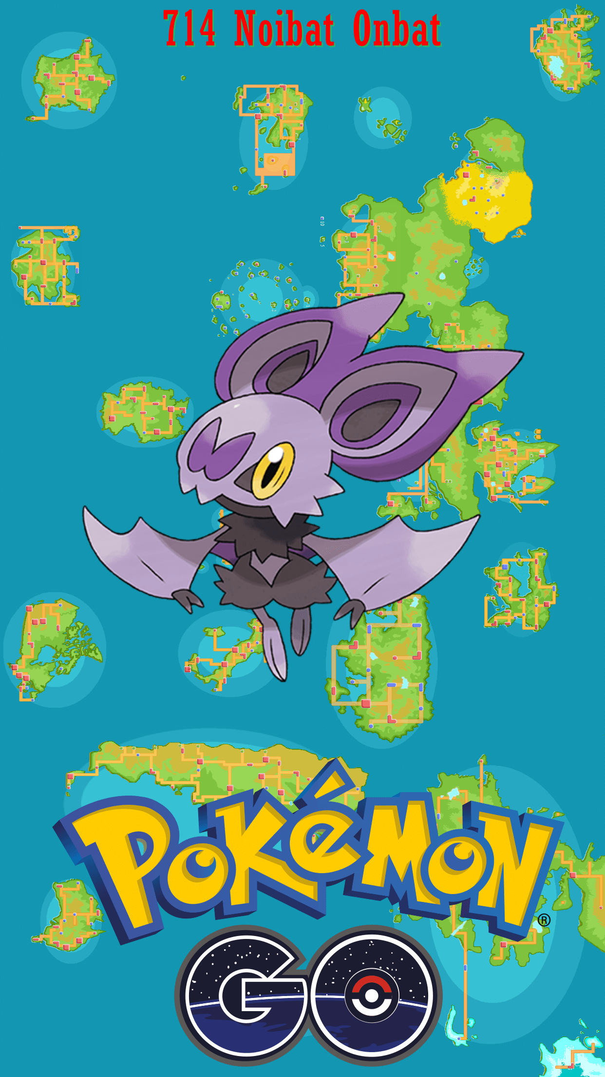 714 Street Map Noibat Onbat | Wallpaper