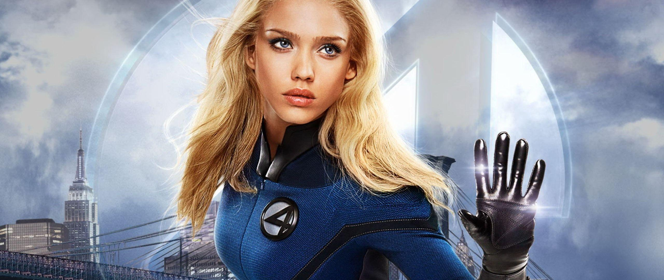 Invisible Woman comic book characters