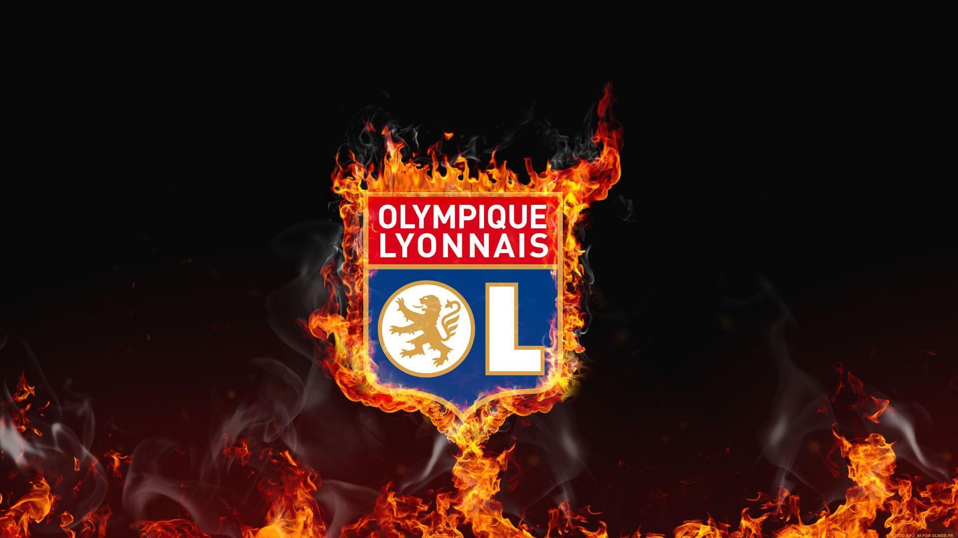 Olympique Lyonnais Teams Background 4