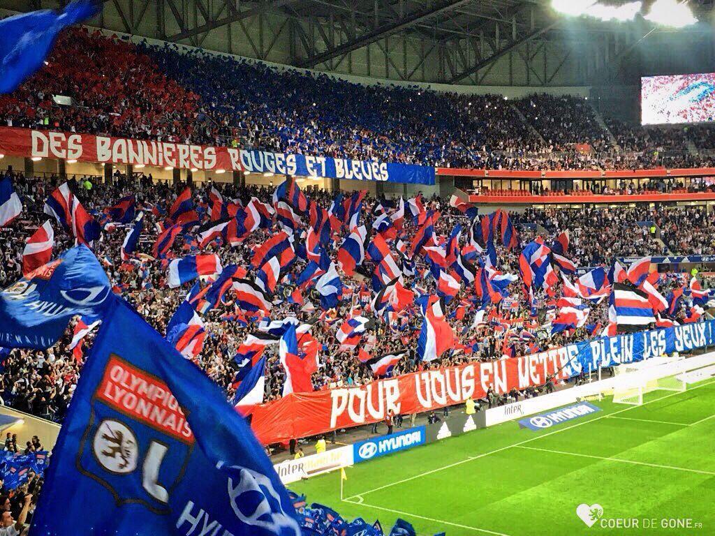 Olympique Lyonnais Background 7