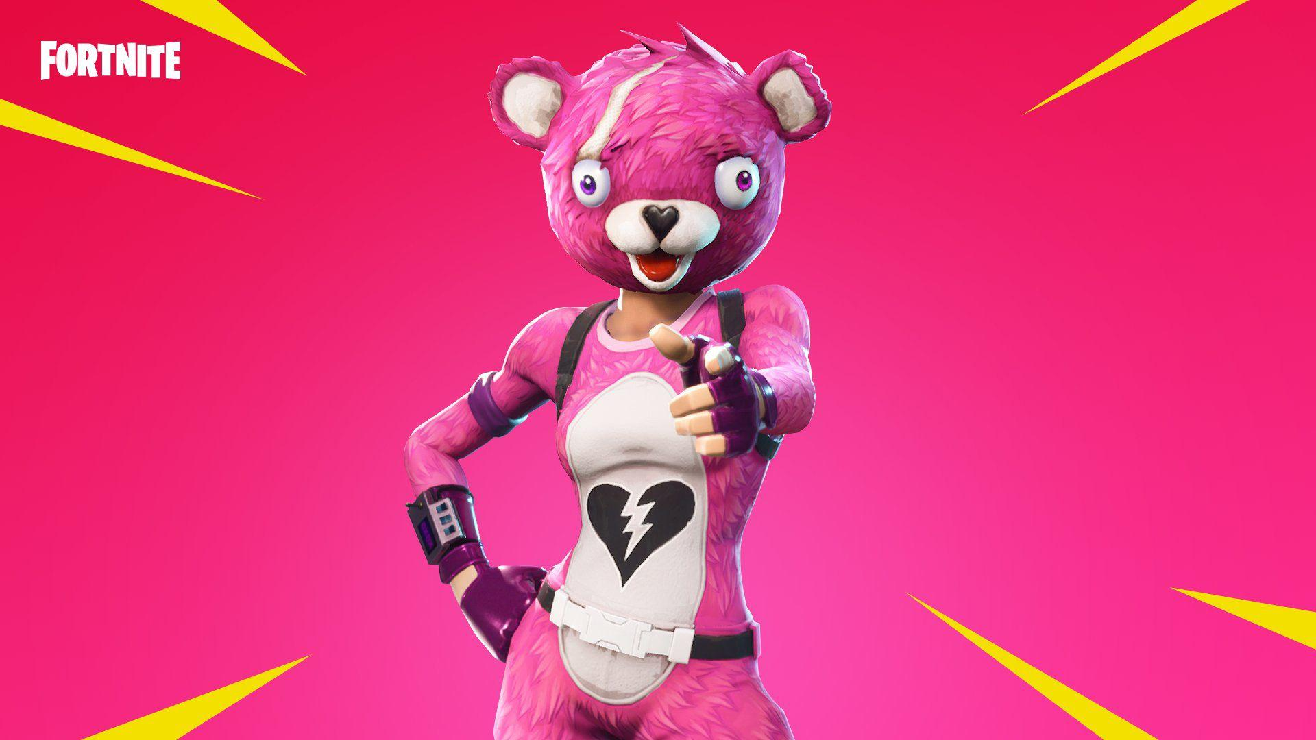 Cuddle Team Leader Fortnite Wallpapers Wallpaper Cave