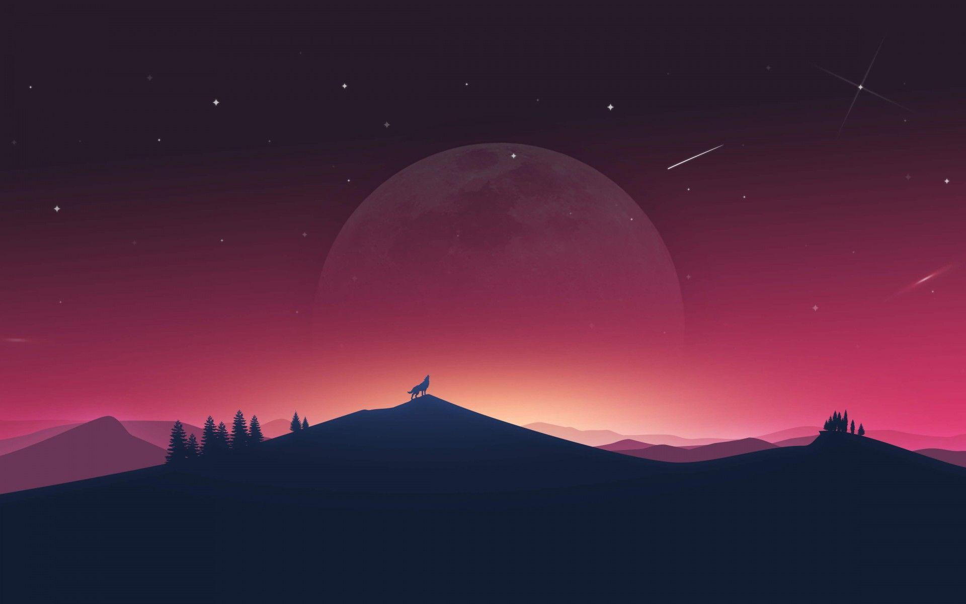 Desktop Background Hd Aesthetic