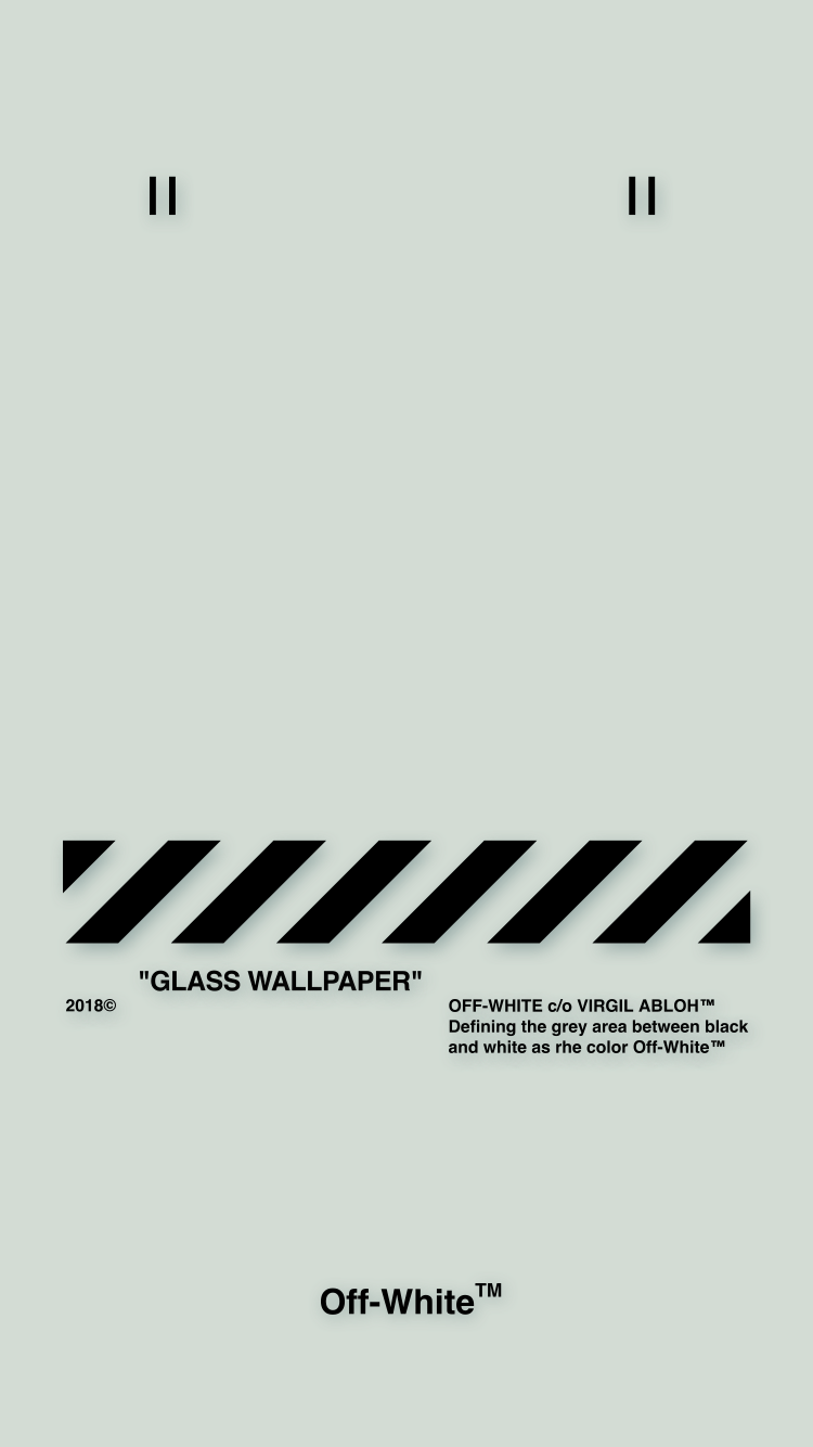Off White Iphone 11 Wallpapers Wallpaper Cave
