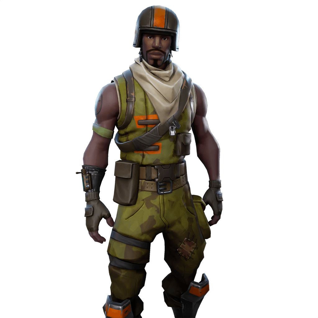 Aerial Assault Trooper Fortnite Outfit Skin How to Get | Fortnite Watch