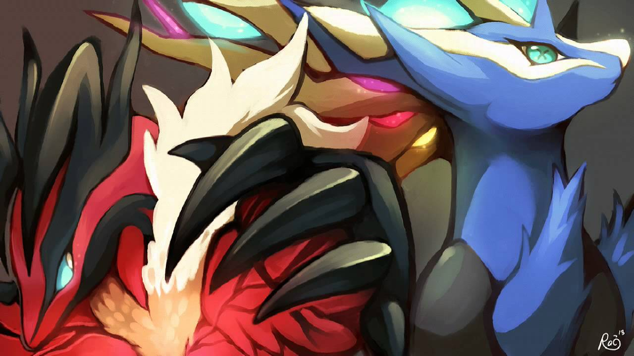 Xerneas, Yveltal, and Zygarde image X znd Y HD wallpapers and