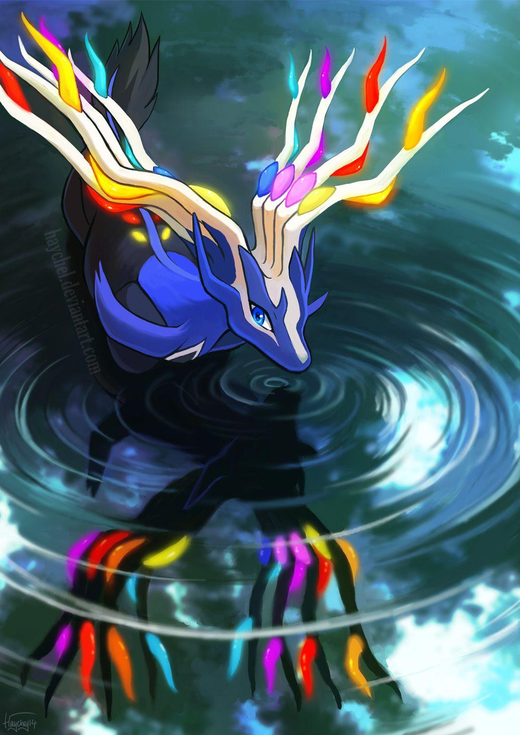 Xerneas Wallpapers