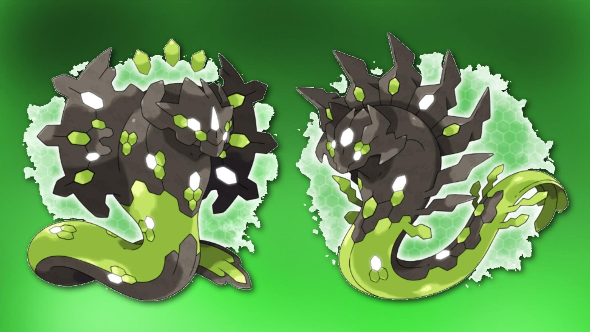 Possible Zygarde Formes / Pokemon Movie 18 Details - YouTube