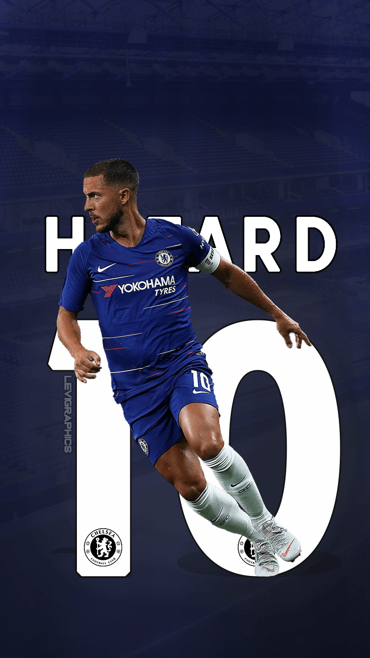 Eden Hazard 2018 Wallpapers Wallpaper Cave