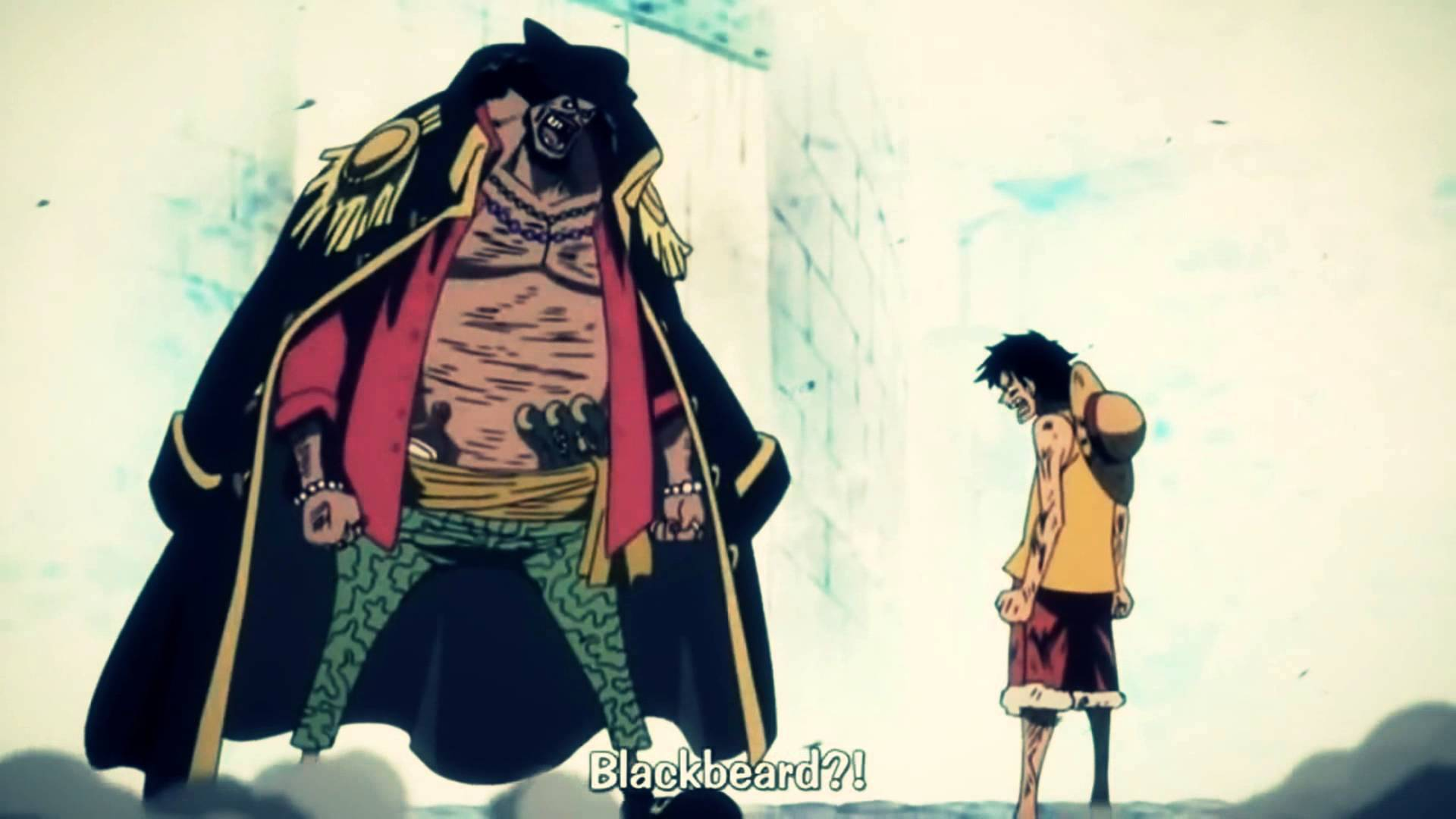 LUFFY VS KUROHIGE[HD]