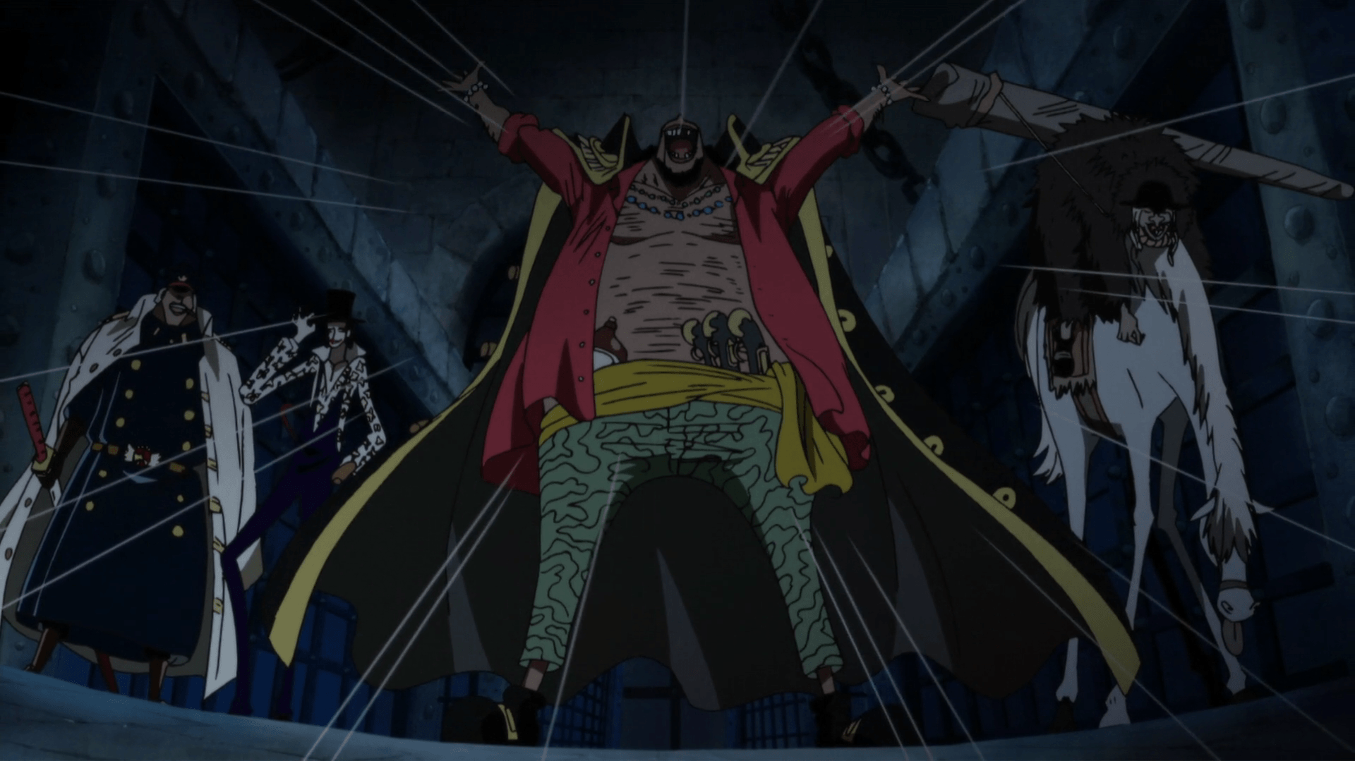 Blackbeard Pirates