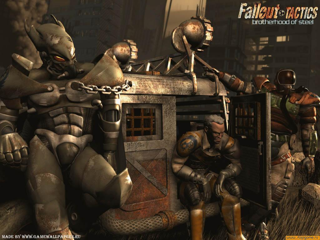 Fallout: Brotherhood Of Steel Wallpapers - Wallpaper Cave