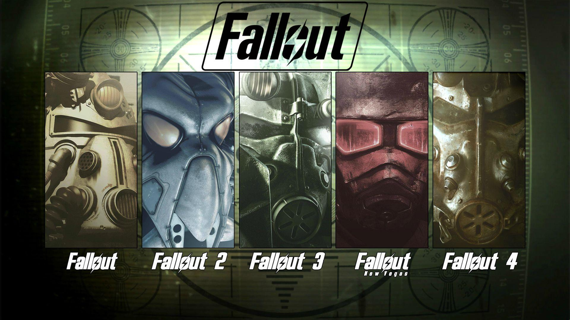 Fallout Brotherhood Of Steel Wallpapers Wallpaper Cave