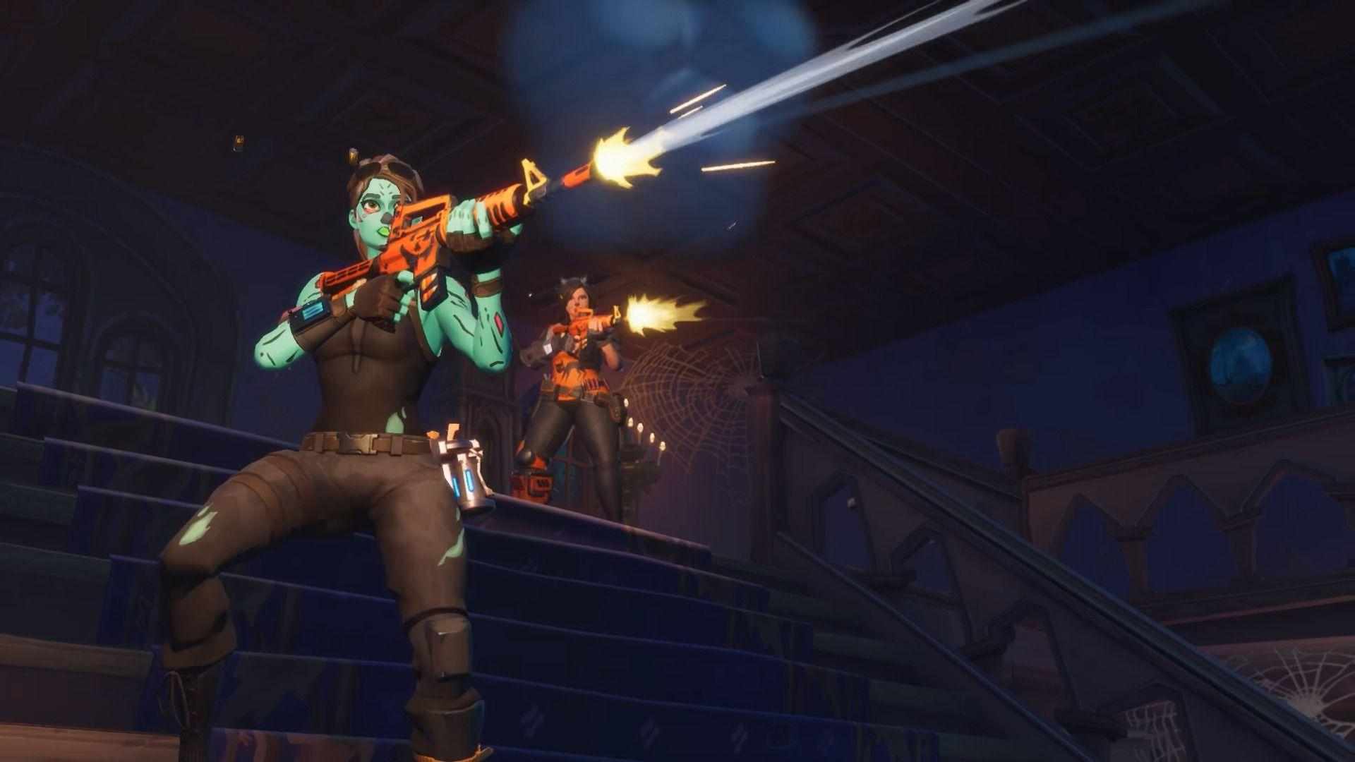 Fortnite: How To Complete Fortnitemares Challenges