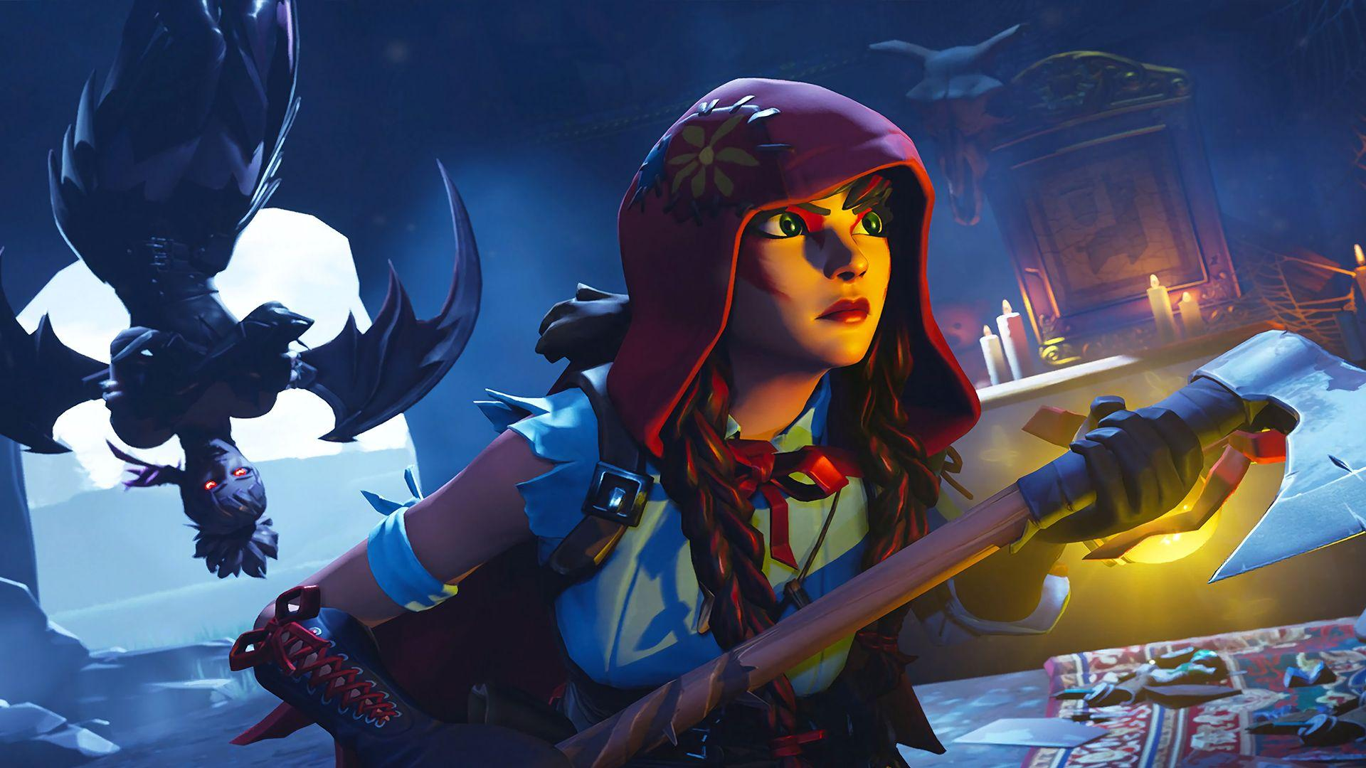 Fortnite's Fortnitemares event will begin on Oct. 24