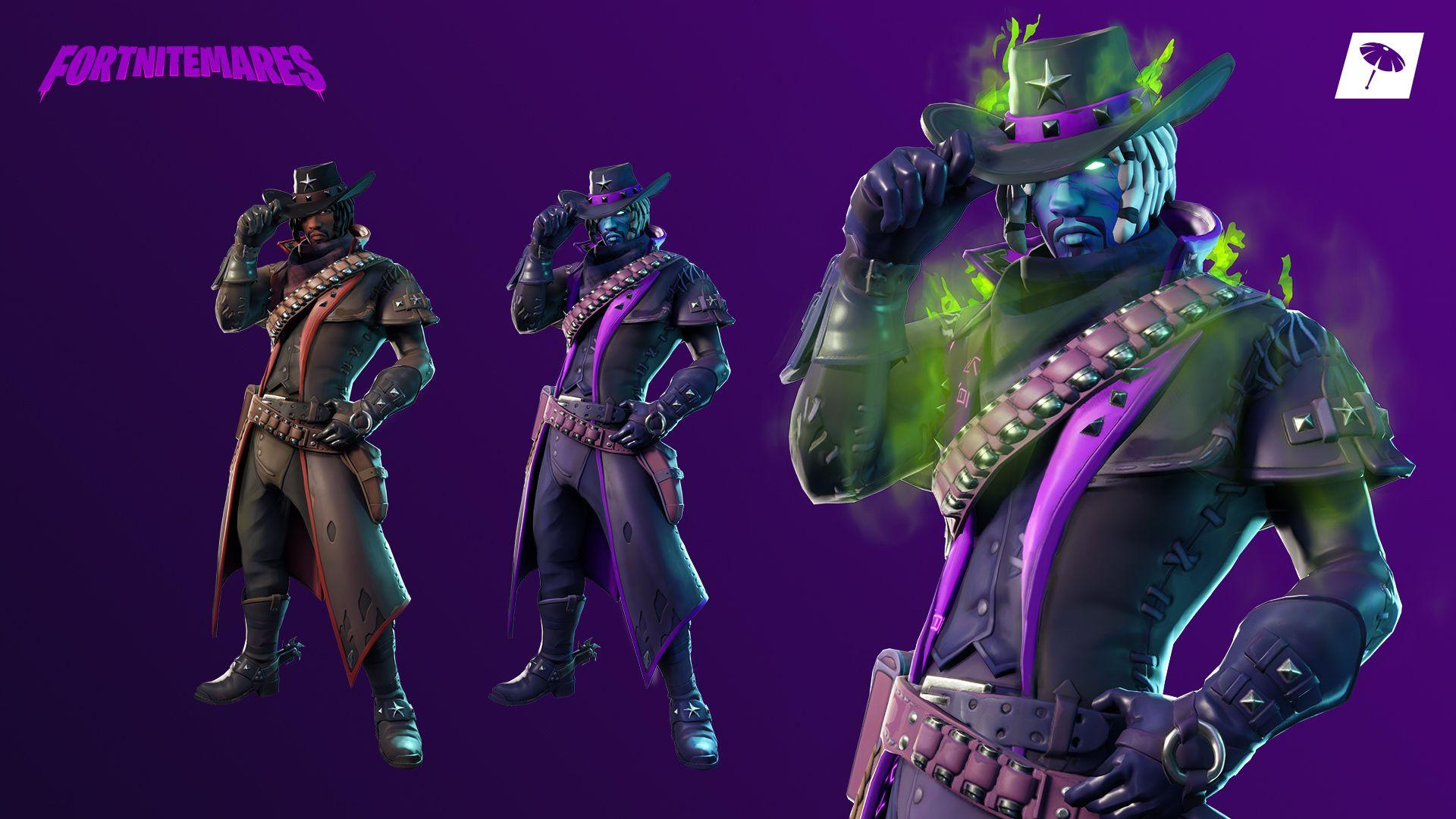Fortnitemares 2018' event adds Halloween challenges and a new outfit