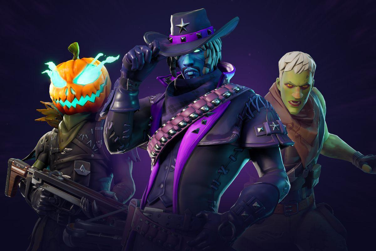 Fortnite patch v6.20 change list: Halloween event and more