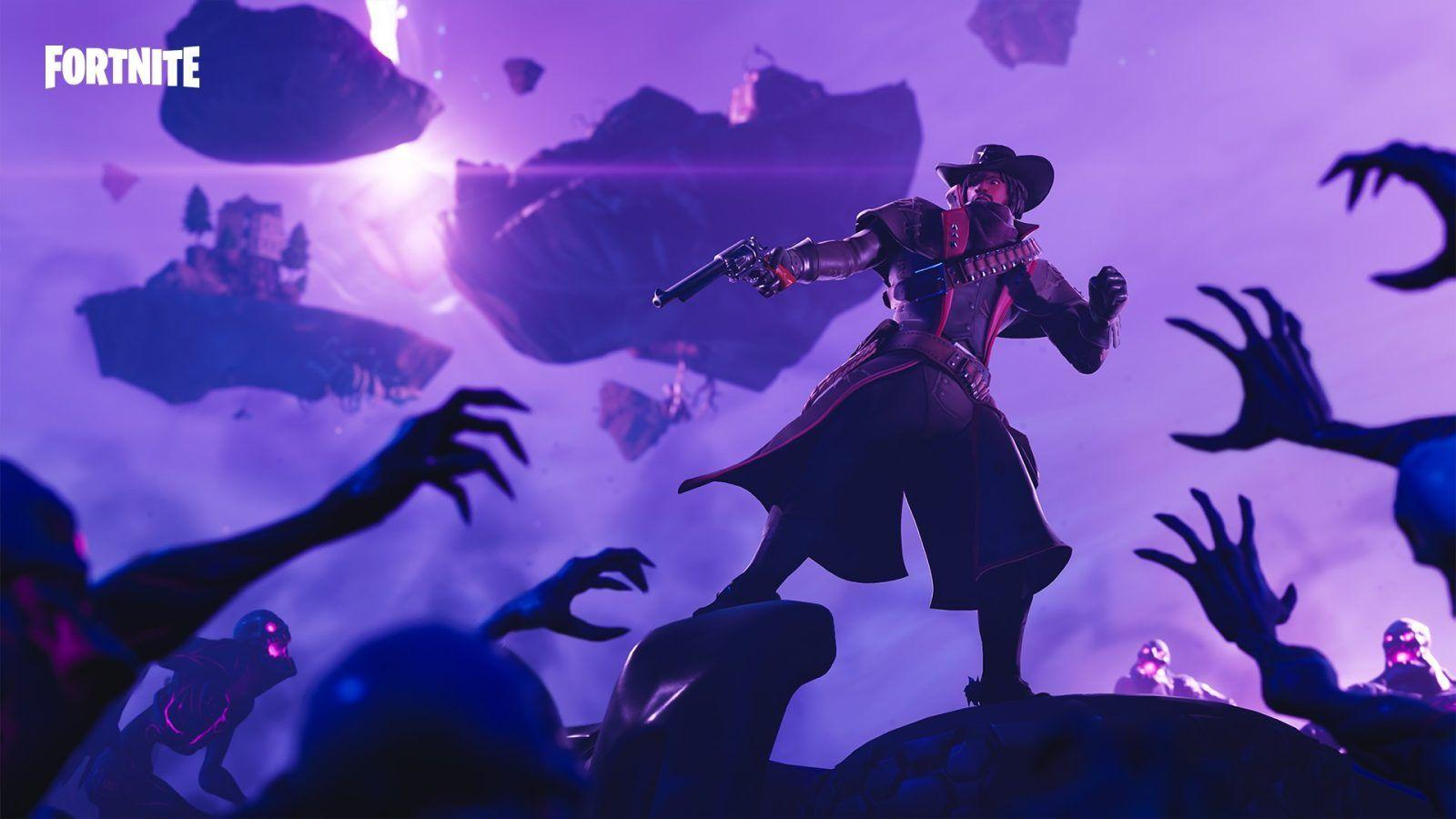 Fortnite for iOS updated with 'Fortnitemares' Halloween content