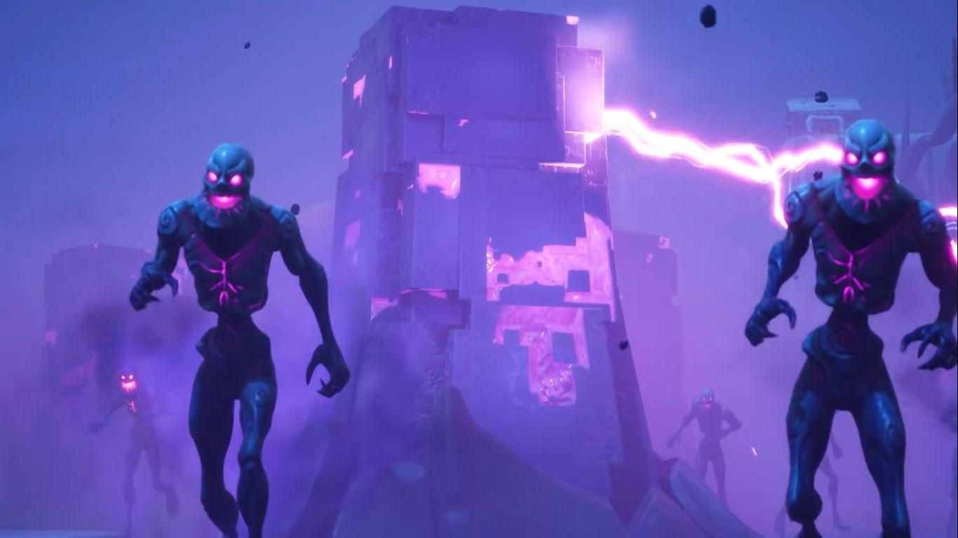 Fortnitemares Event has Begun in Fortnite, Get Ready for Spooks