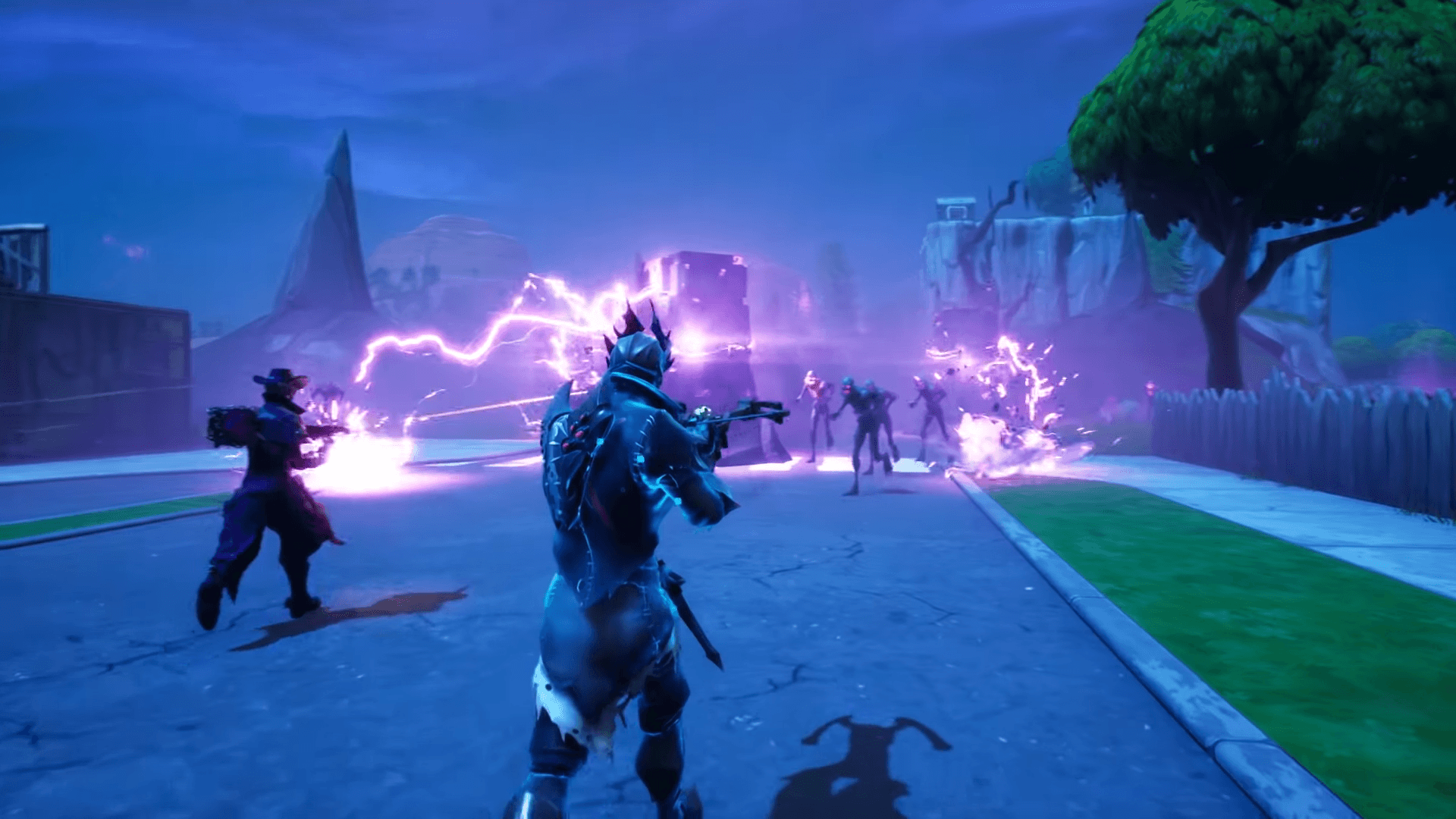 Fortnitemares is temporarily disabled in Fortnite: Battle Royale due
