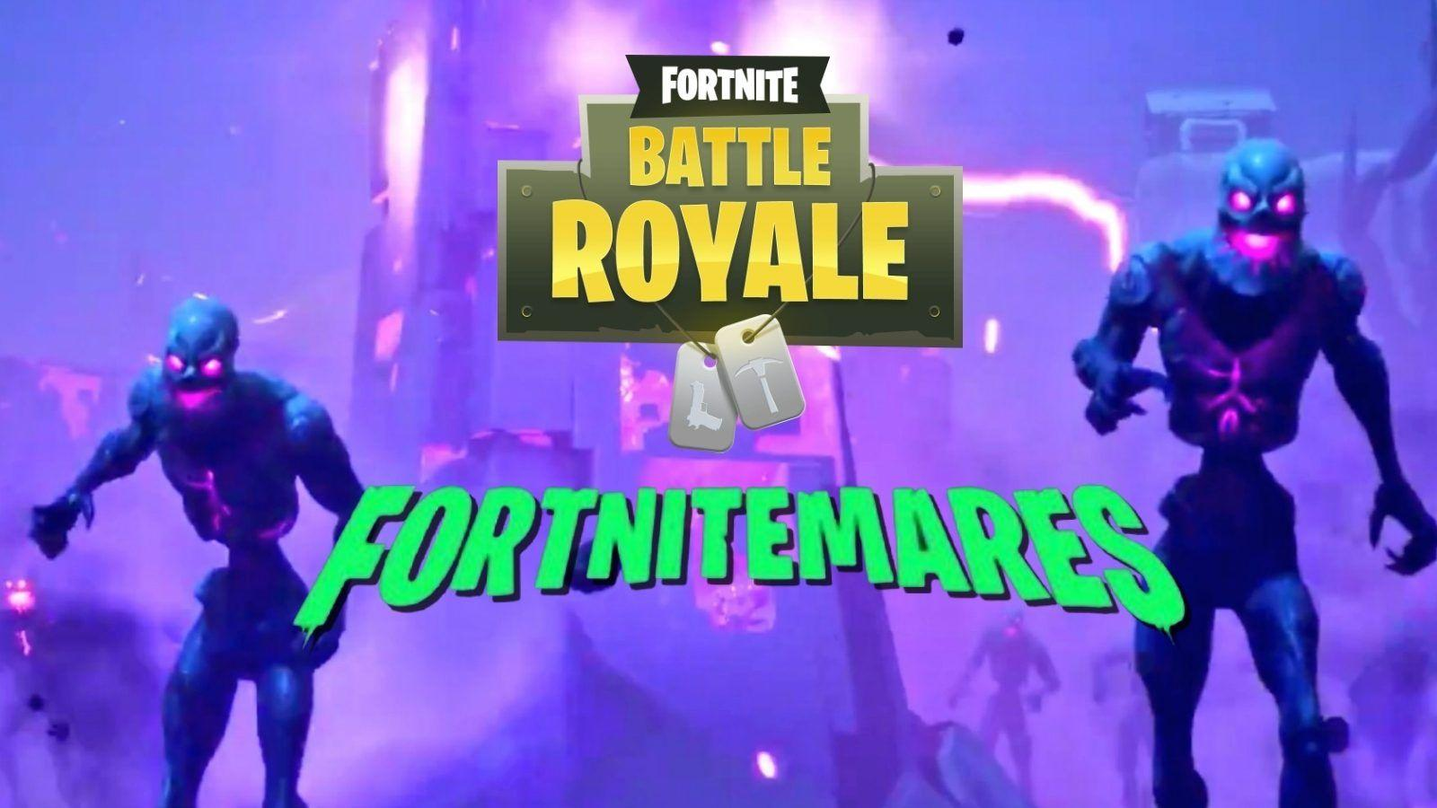Cube unleashes Zombies in Fortnite Battle Royale called 'Cube