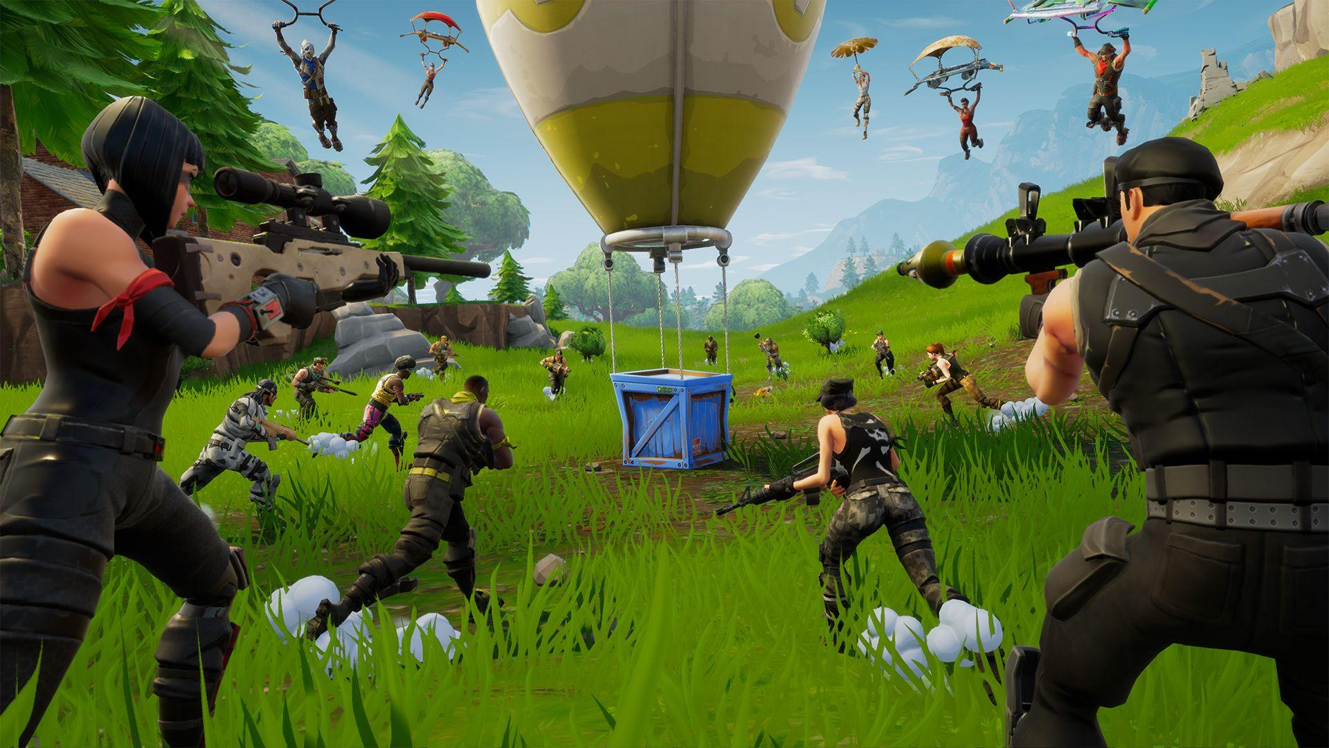Flipboard: Fortnite 6.2 Patch Notes with Fortnitemares, Cube