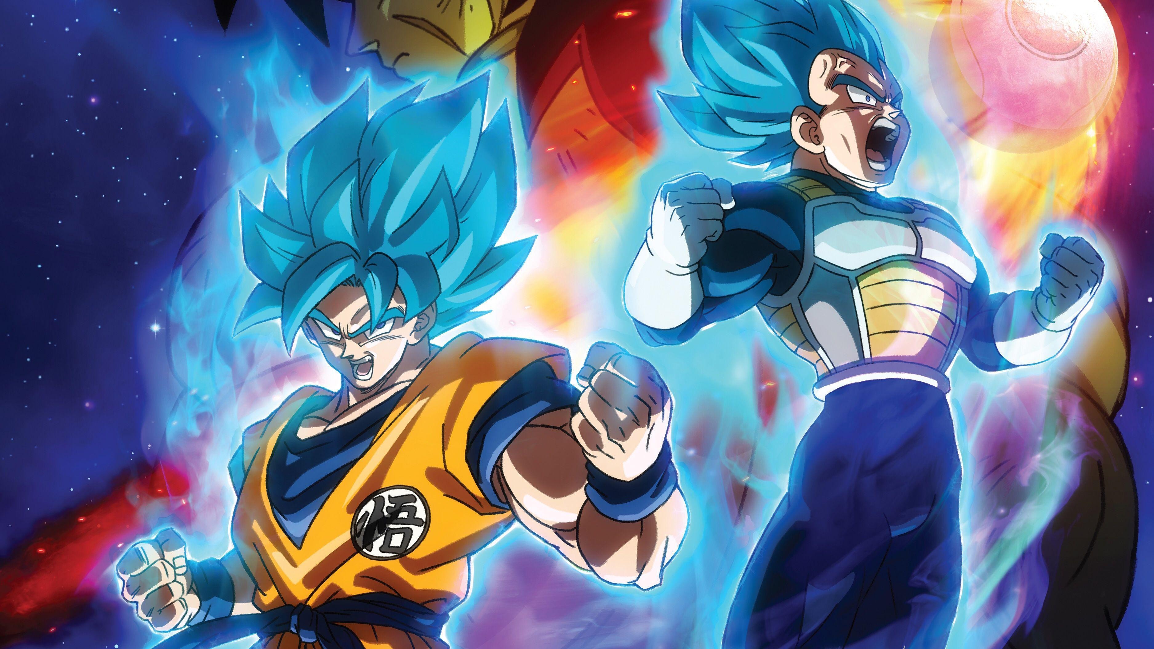 Dragon Ball Super: Broly Wallpapers - Wallpaper Cave