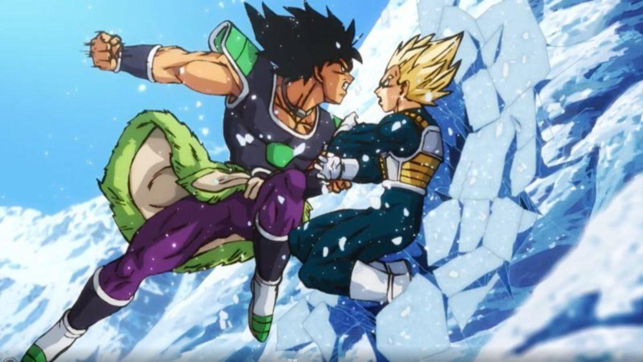 Dragon Ball Super: Broly' Trailer Reveals First Look at Broly in Action