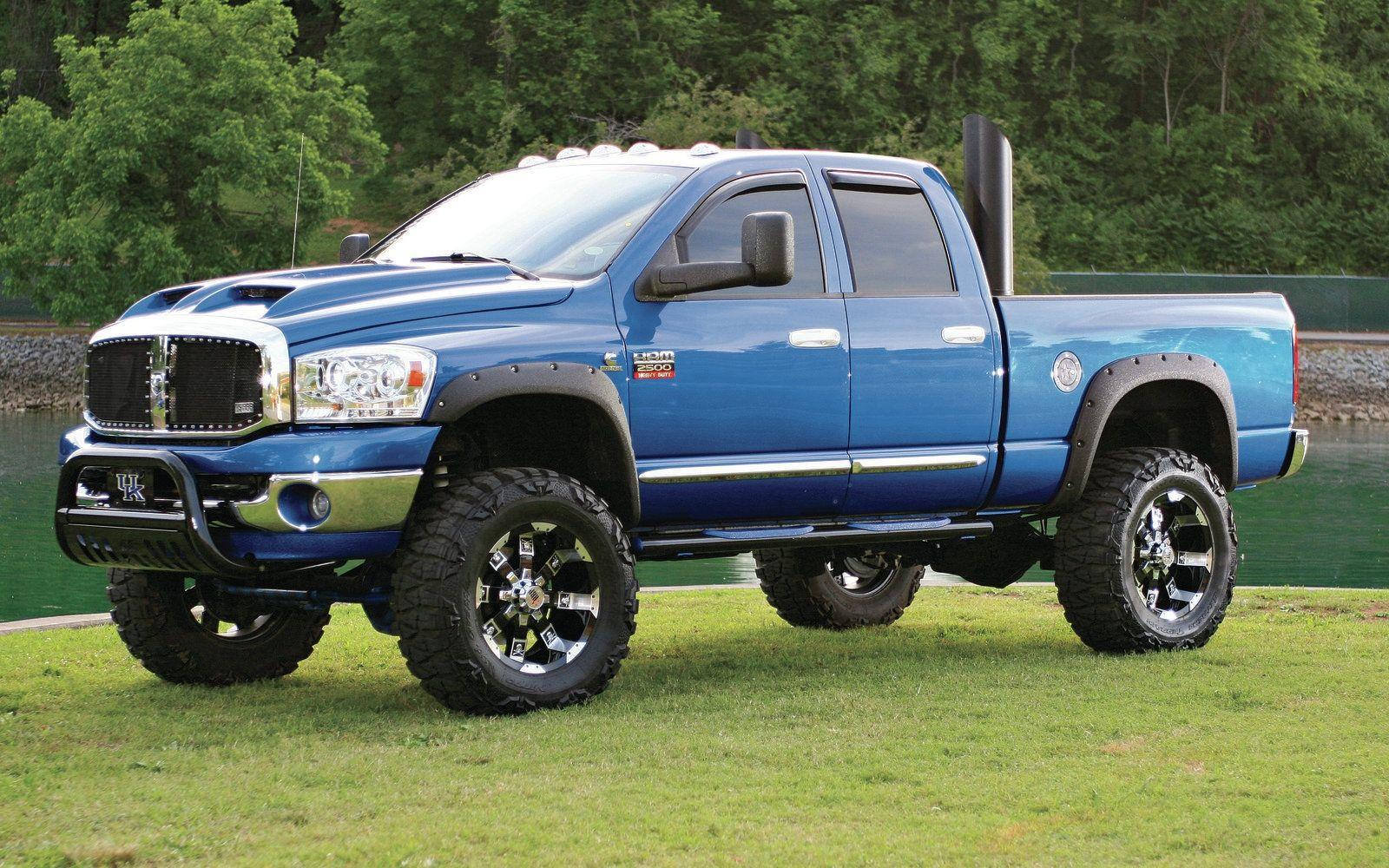 Dodge Ram 2500 Wallpapers and Backgrounds Image