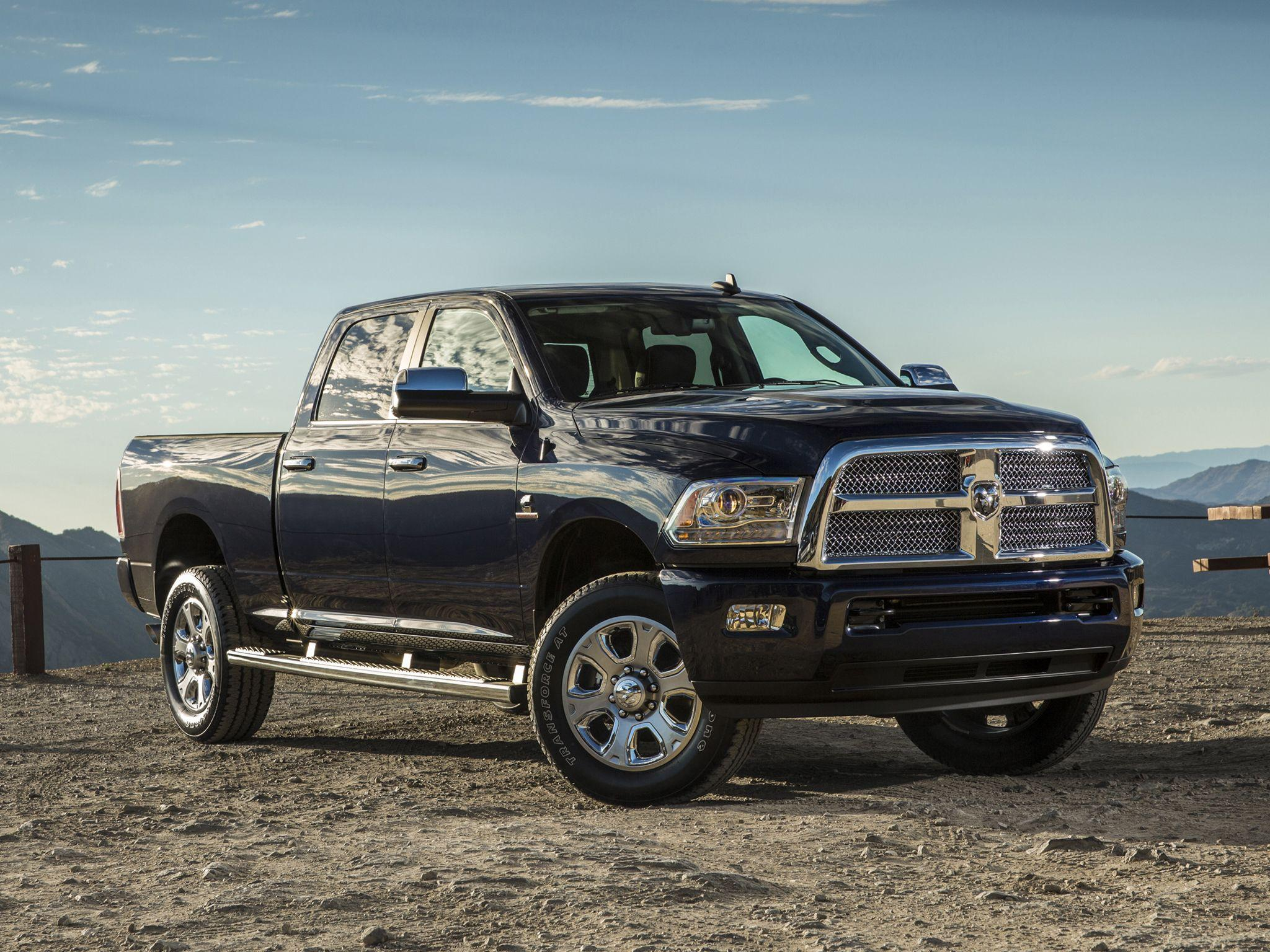 2013 Dodge Ram 2500 Laramie Limited Crew Cab 4x4 pickup d wallpapers