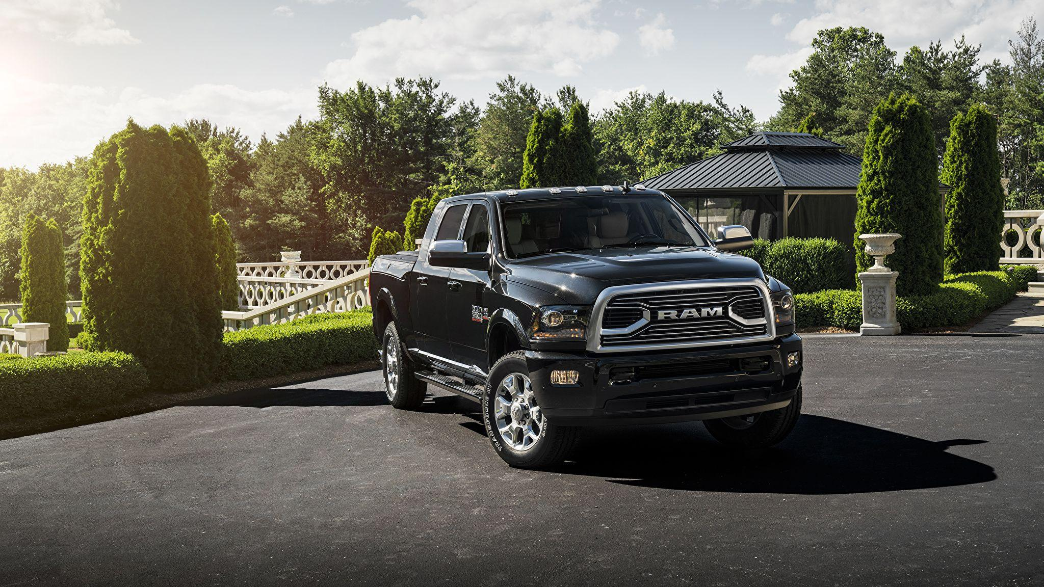 Pictures Dodge 2018 Ram 2500 Limited Tungsten Edition 2048x1152