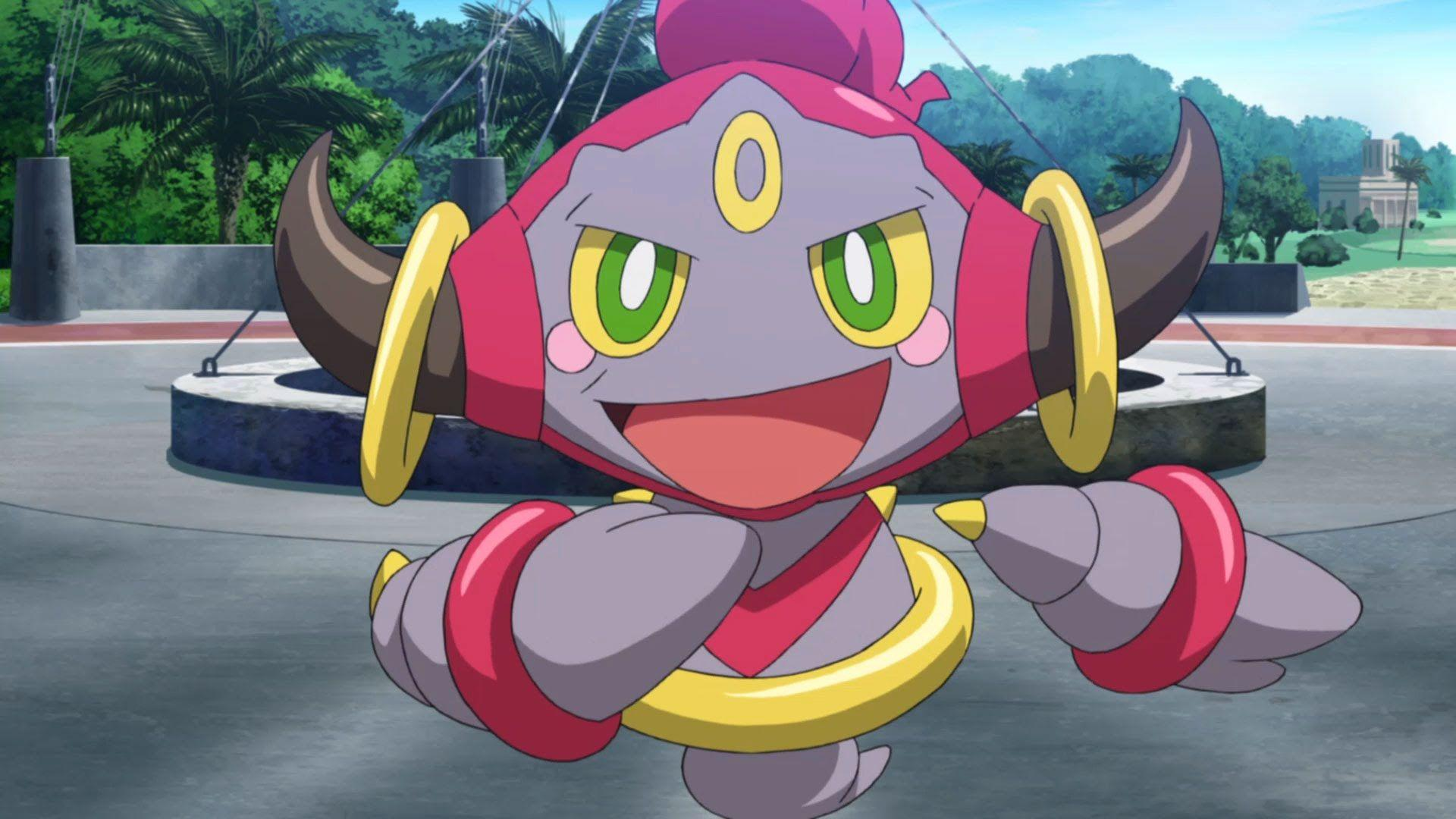 Pokémon the Movie: Hoopa and the Clash of Ages Trailer - YouTube