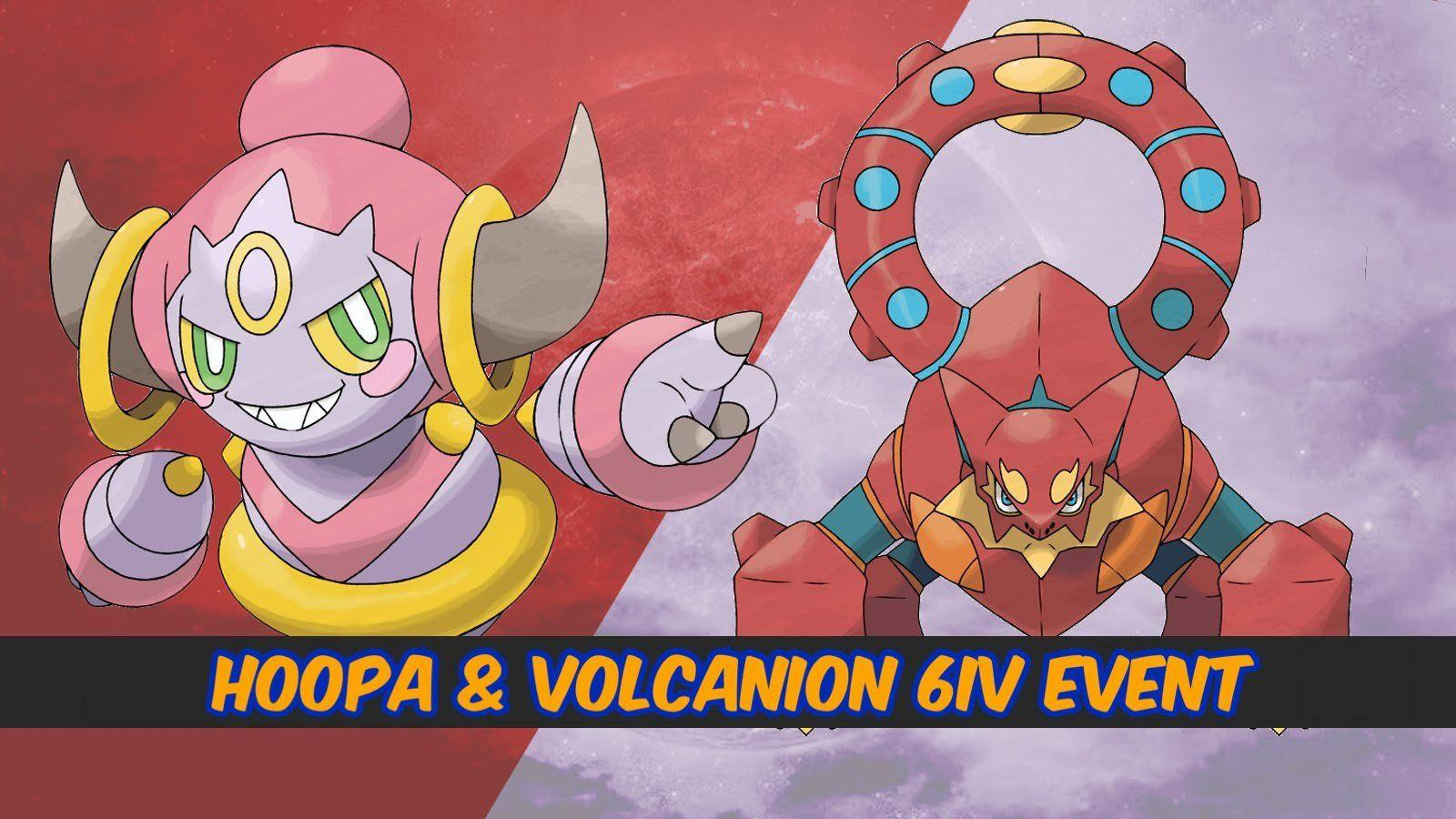 Amazon.com: Hoopa/Volcanion Pokemon XY and ORAS: Video Games
