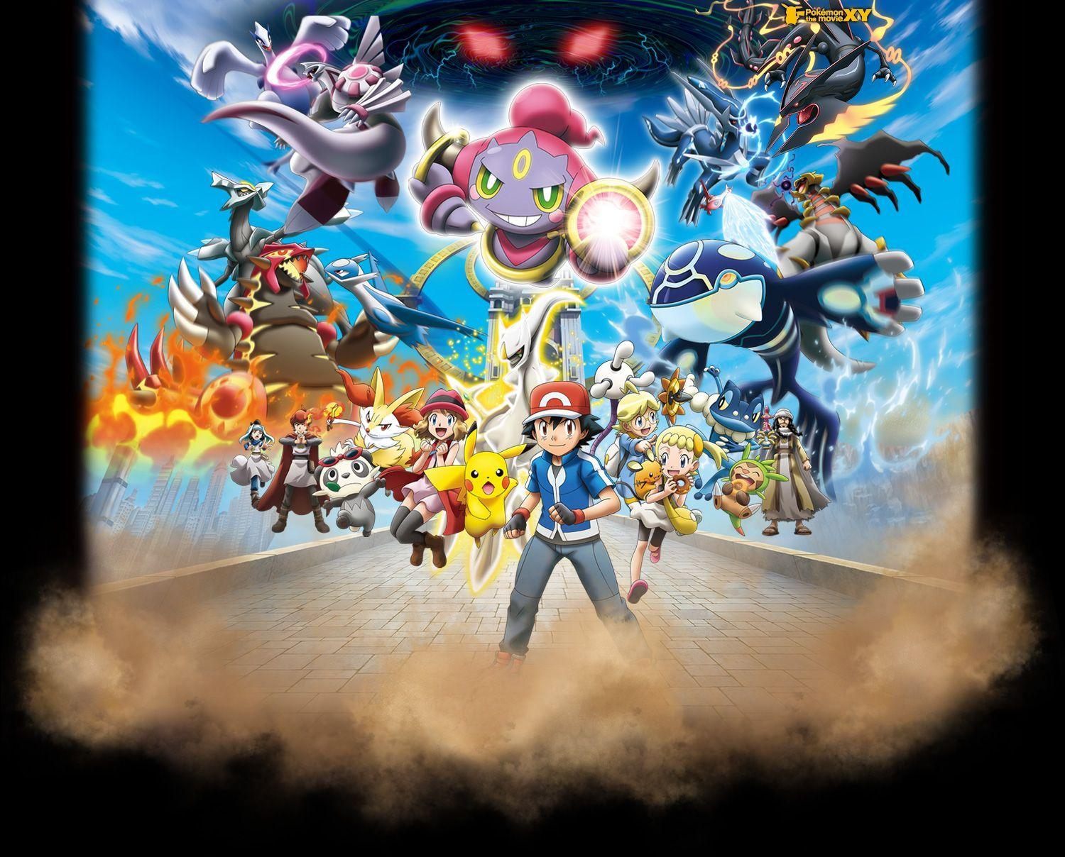 Tons of Old Legendary Pokemon Confirmed for 'The ArchDjinn of the ...