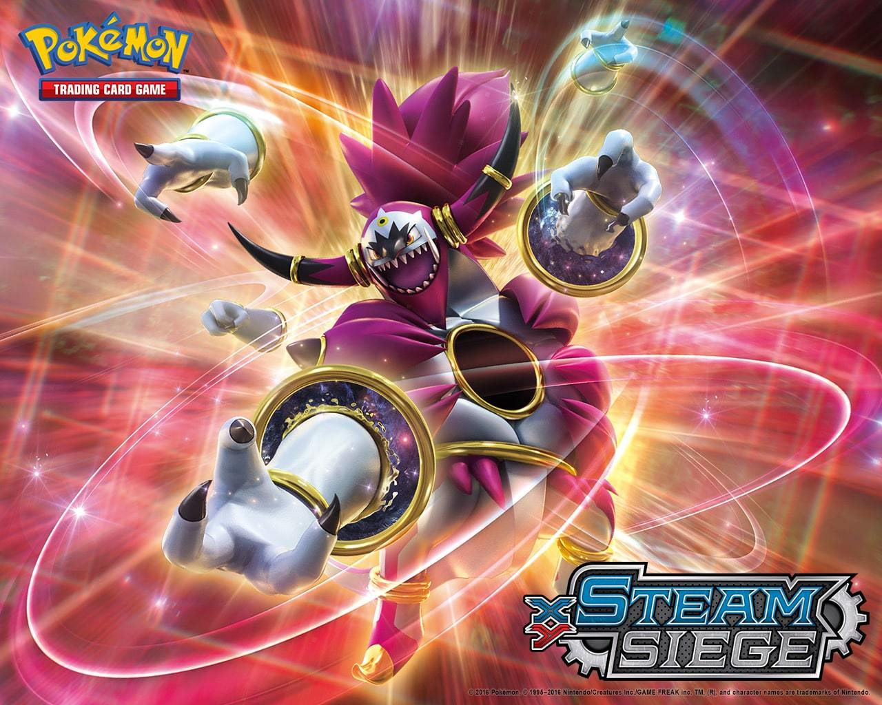 Hoopa Wallpaper Group Pictures(51+)