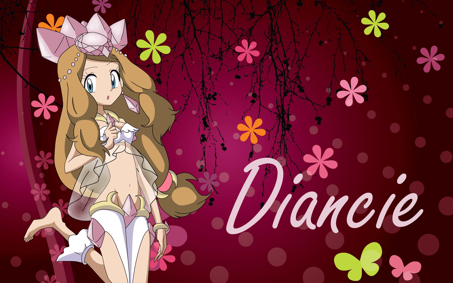 Diancie HD Wallpapers