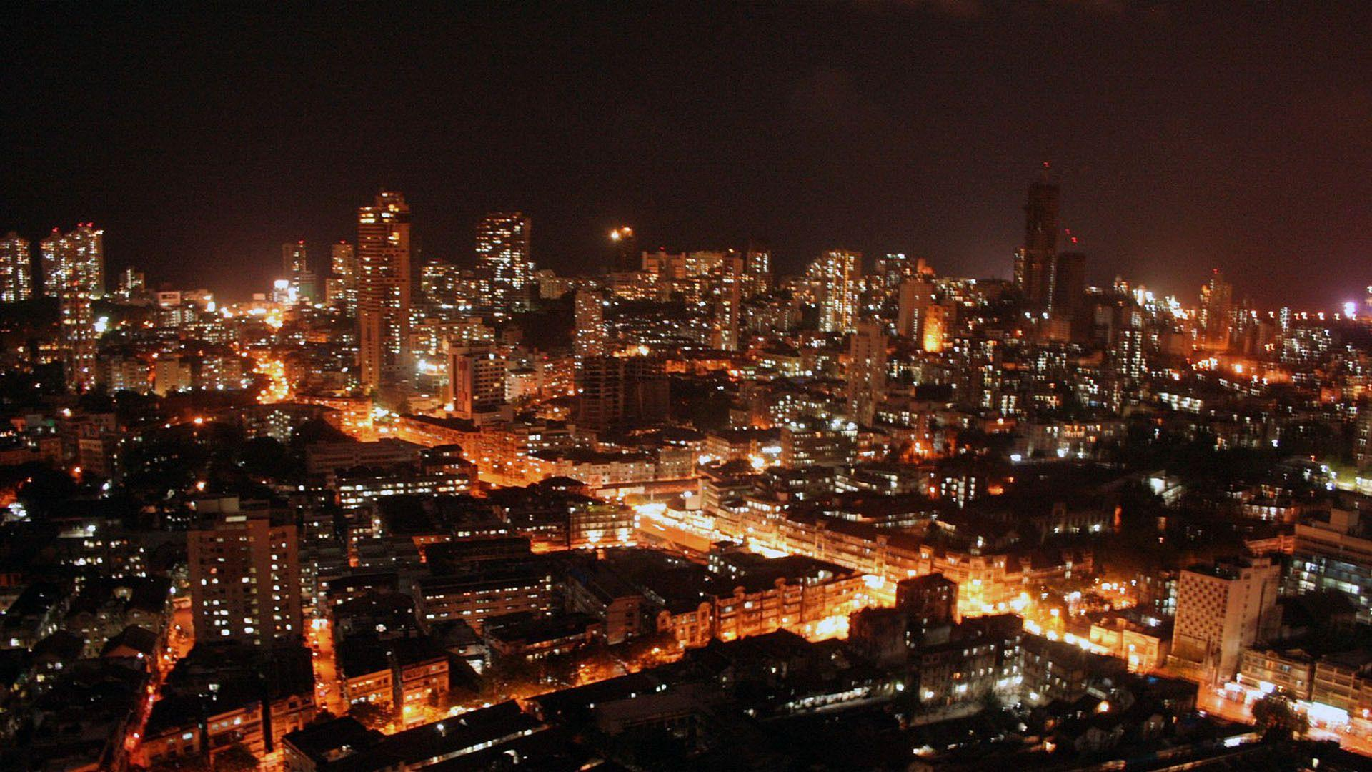 night Mumbai wallpapers and image