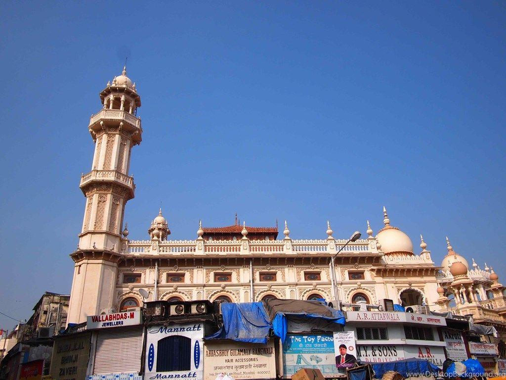 Jama Masjid In Mumbai Wallpapers And Image Wallpapers, Pictures
