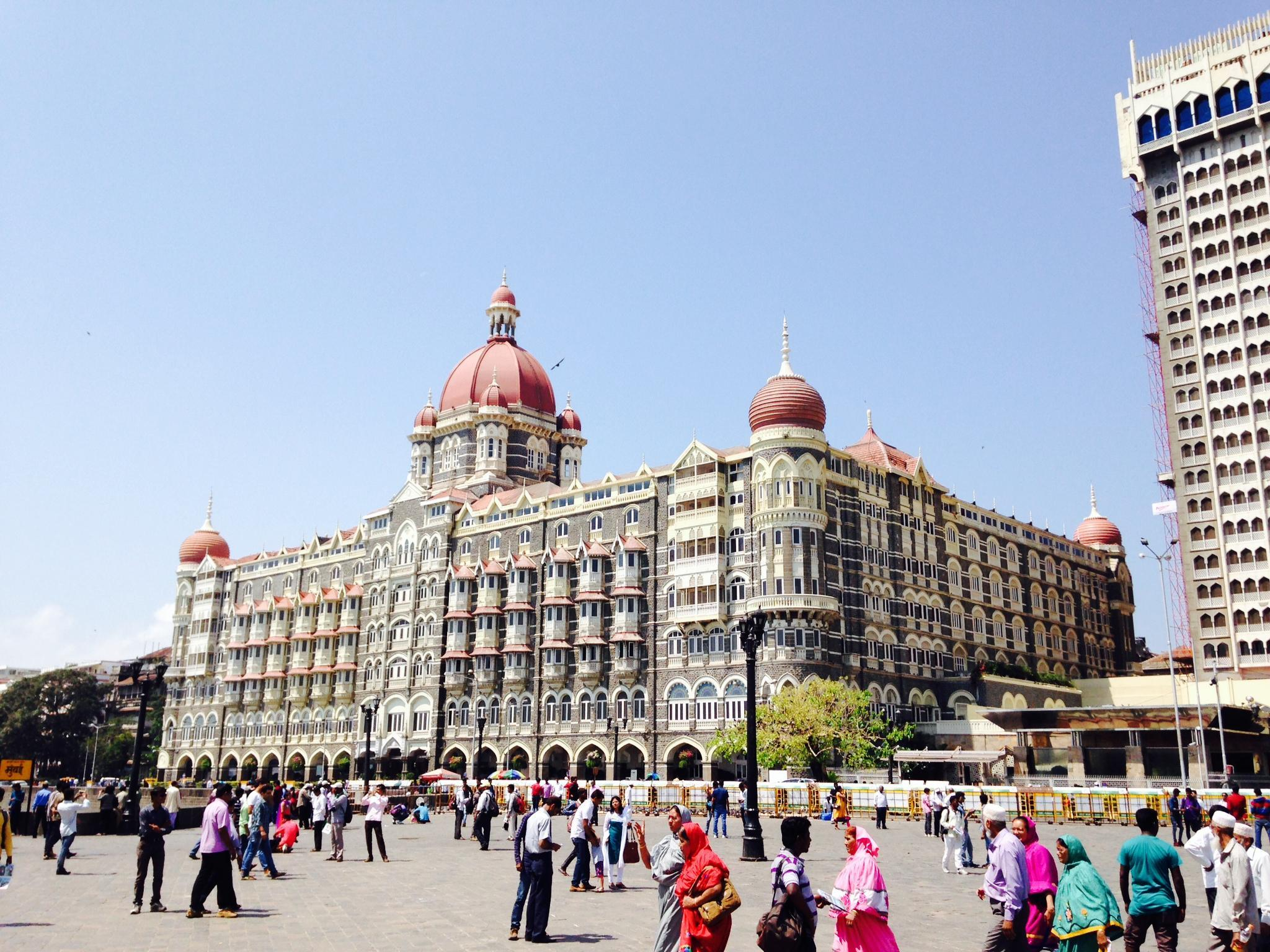 Taj Hotel Mumbai Wallpapers ,