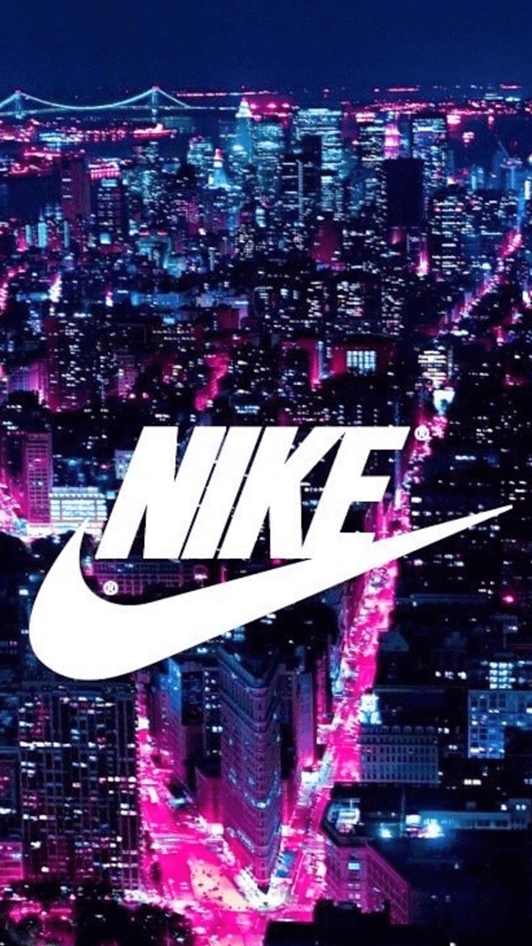 Pink Nike Logo Wallpapers Wallpaper Cave