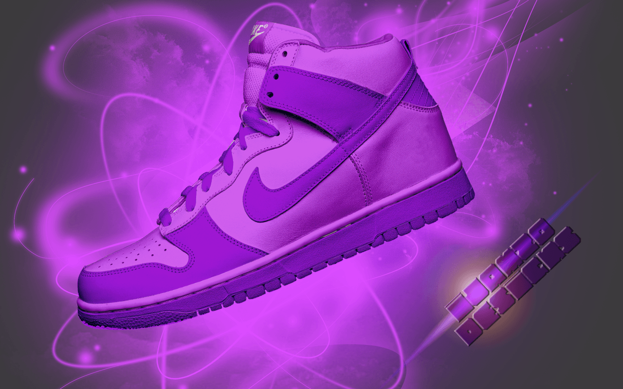 Logo Nike wallpaper purple forecasting to wear in spring in 2019