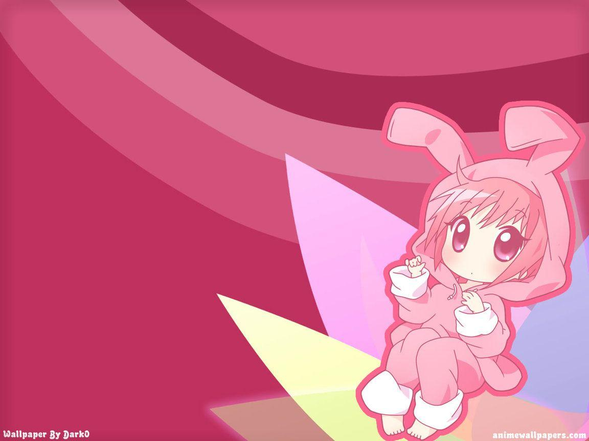 Anime Bunnies Wallpapers Wallpaper Cave