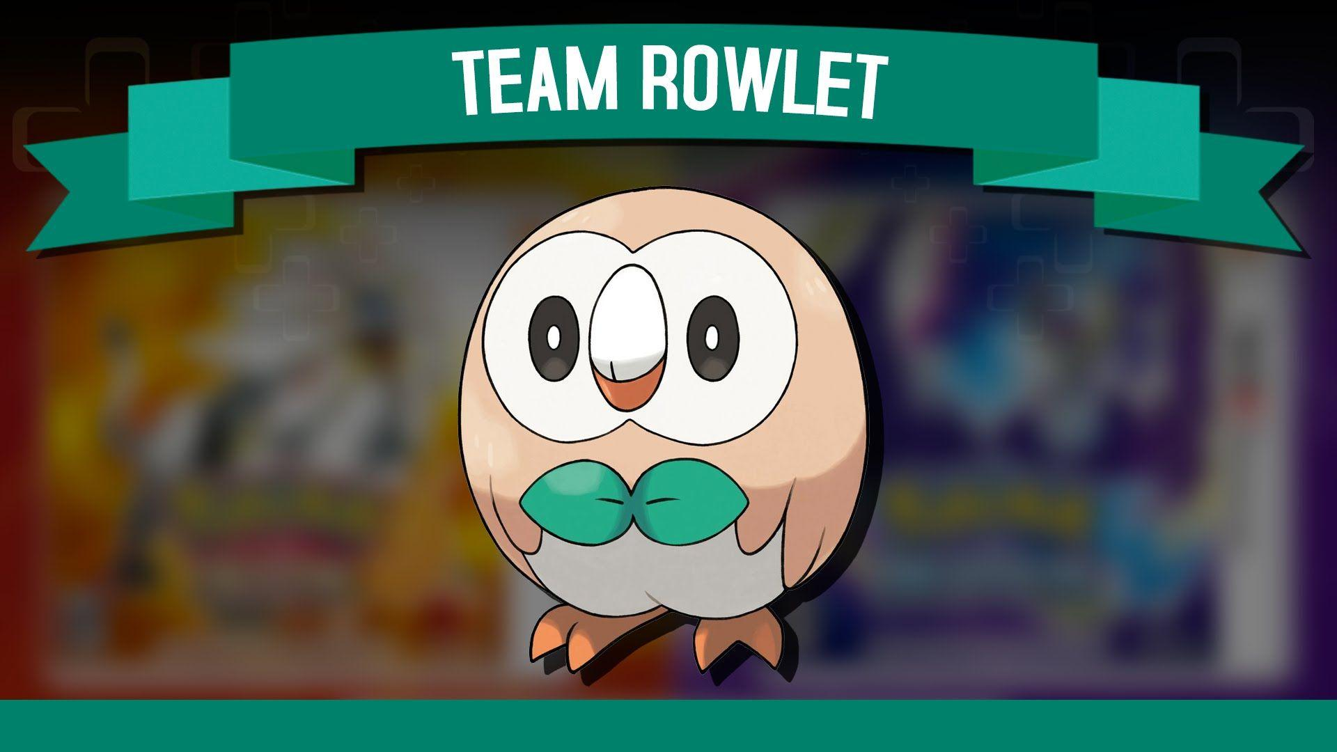 Rowlet spins me right round (Like a record baby) - YouTube