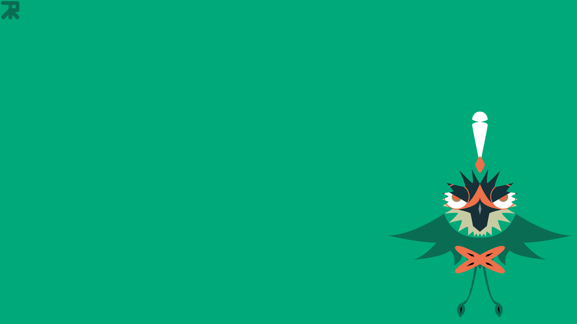 Since everybody likes Decidueye so much, i decided to make a free