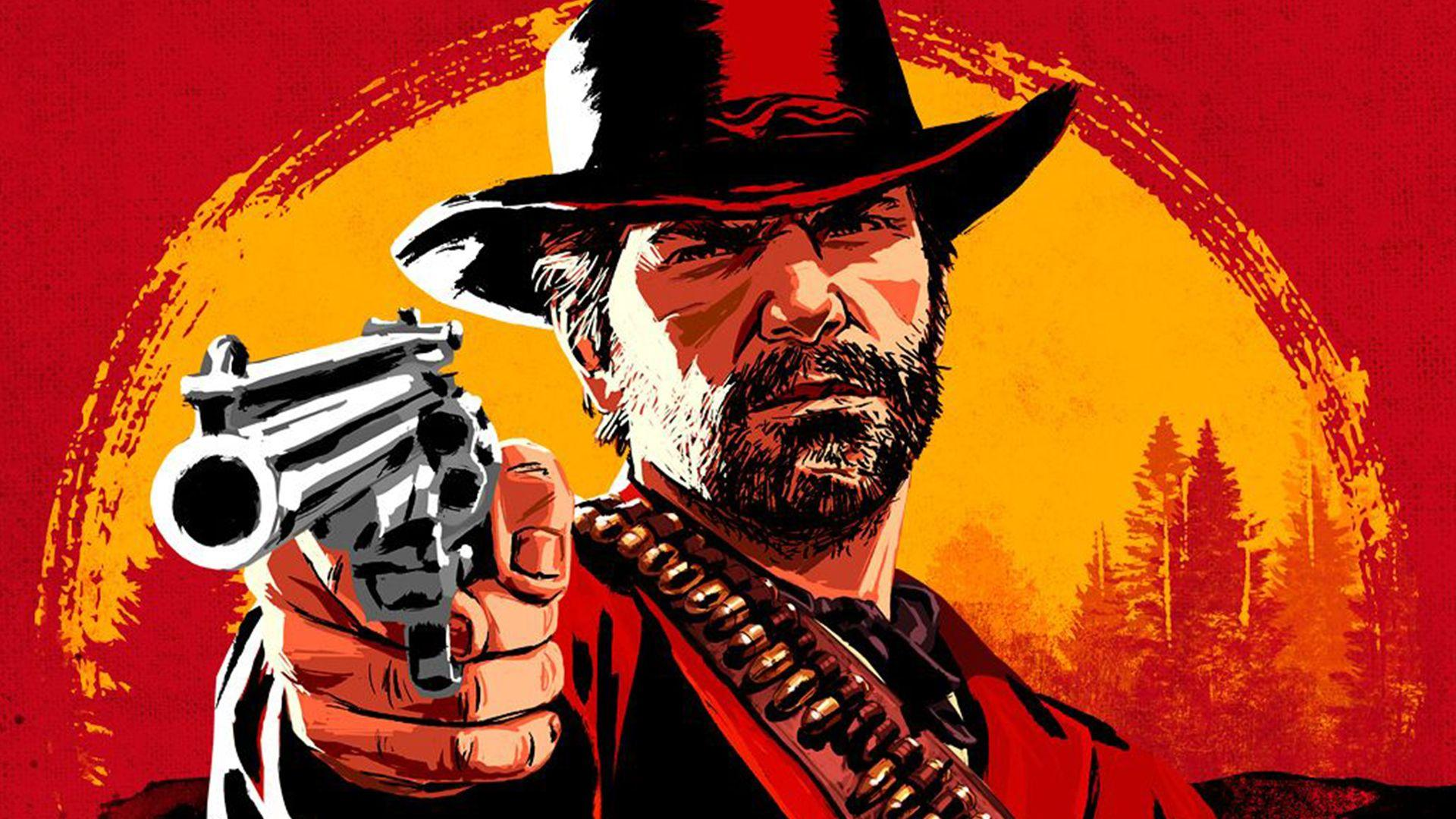 Red Dead Redemption 2 4K Wallpapers - Wallpaper Cave