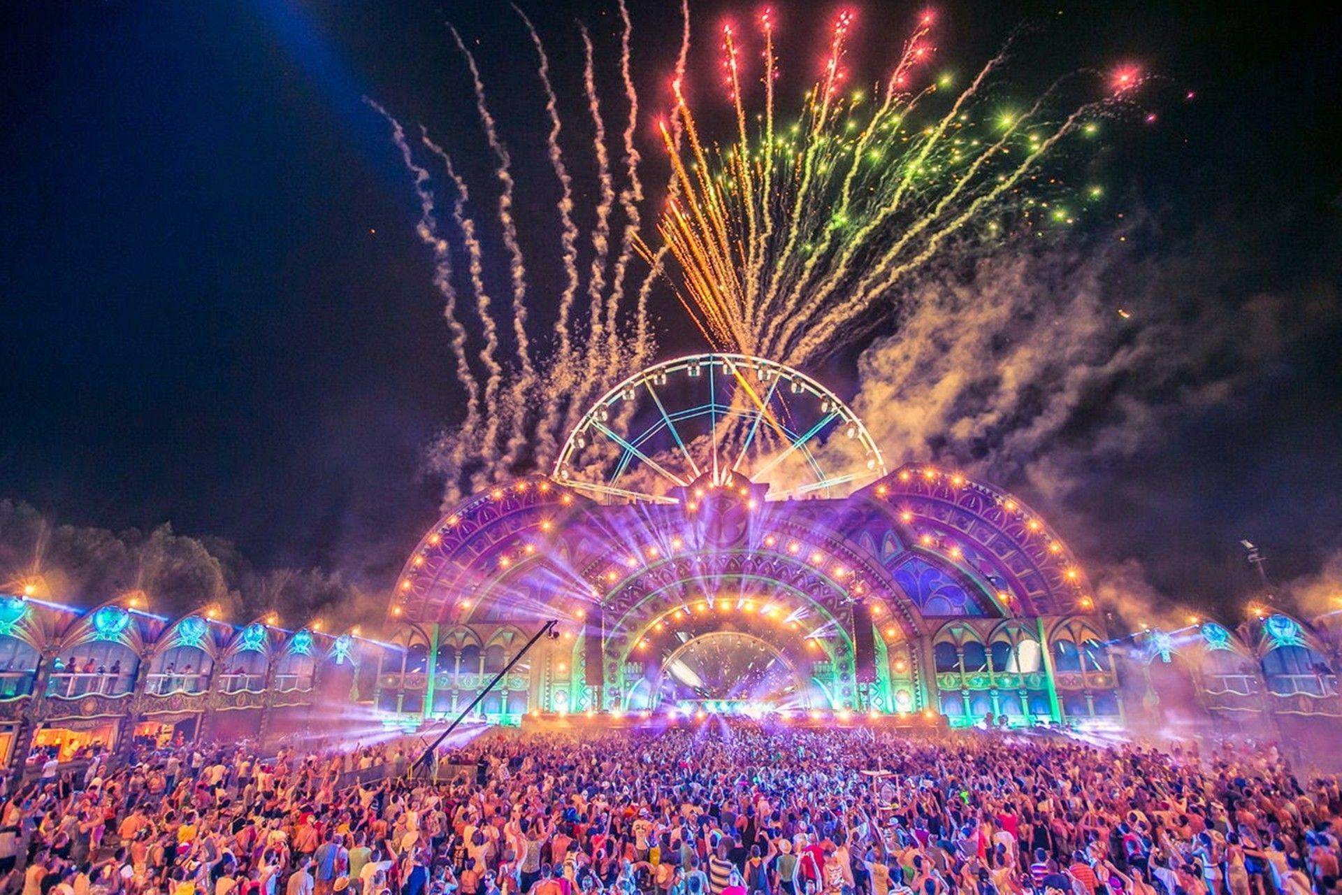 Tomorrowland 2019 Wallpapers Wallpaper Cave